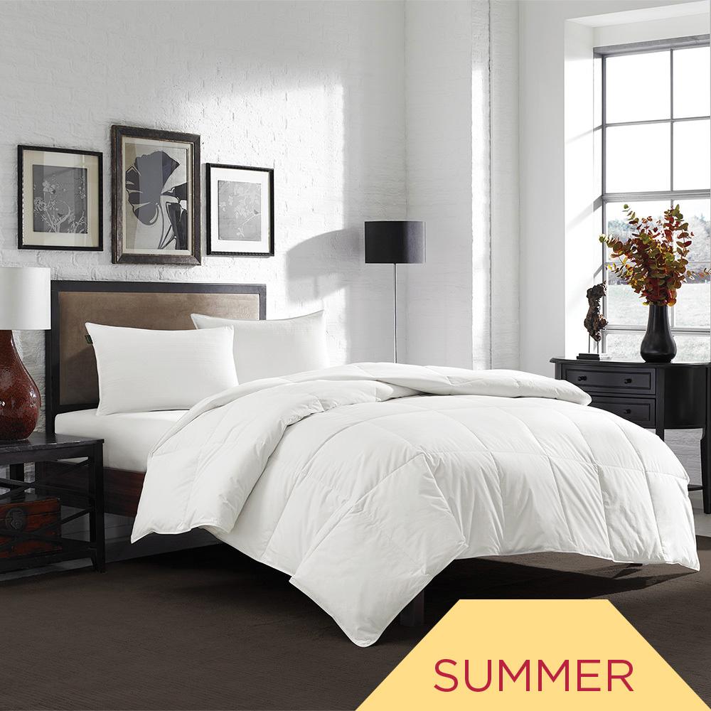 Eddie Bauer® 550 Fill Power White Down Comforter