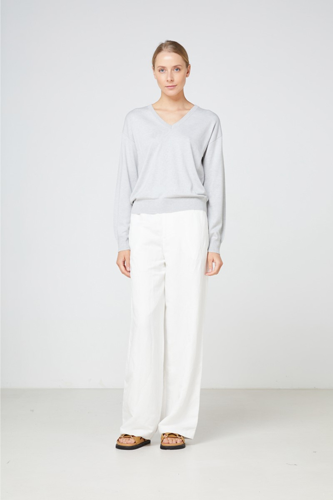 Elka Collective Isola Knit Blue  0