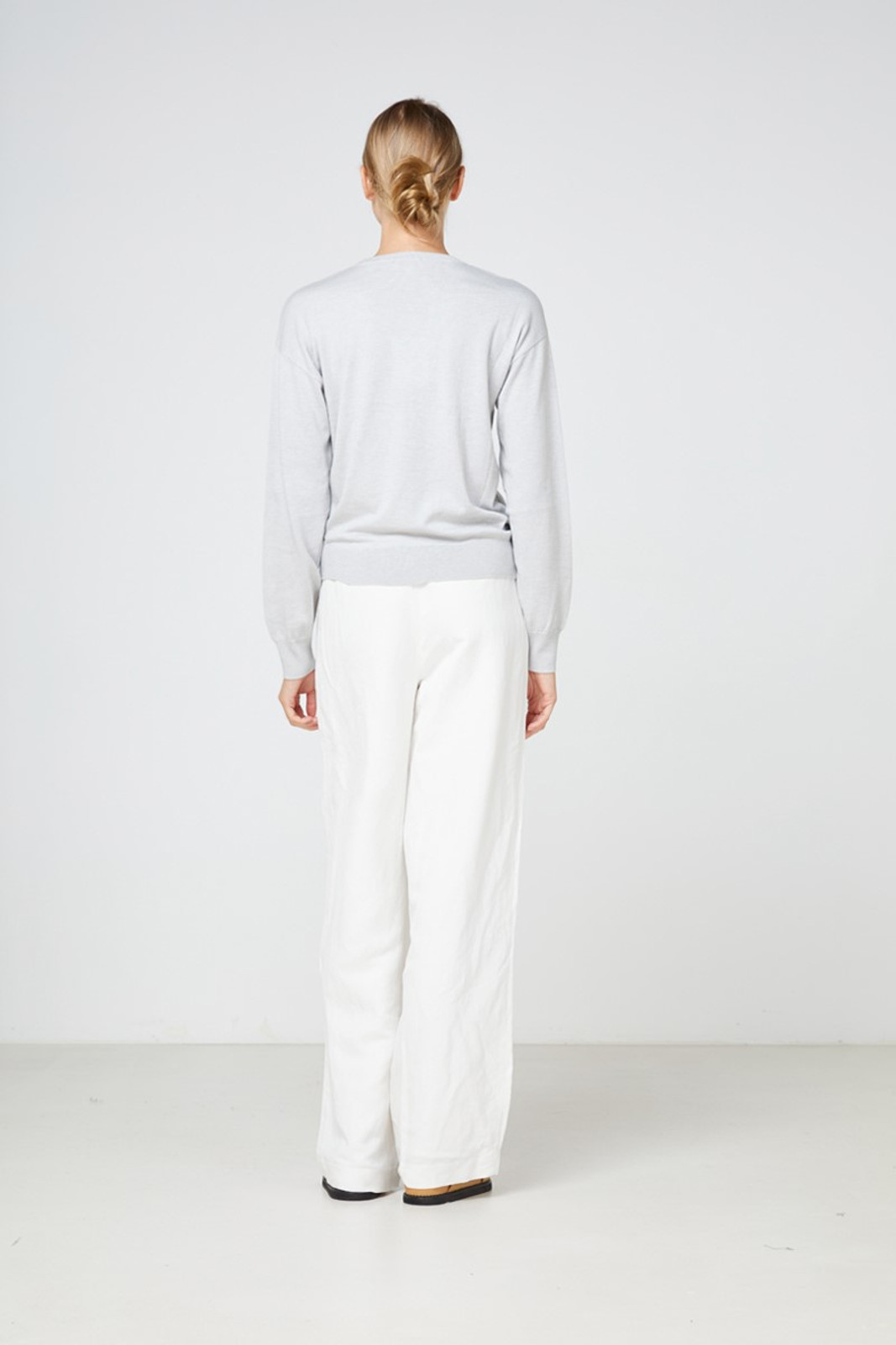 Elka Collective Isola Knit Blue  3