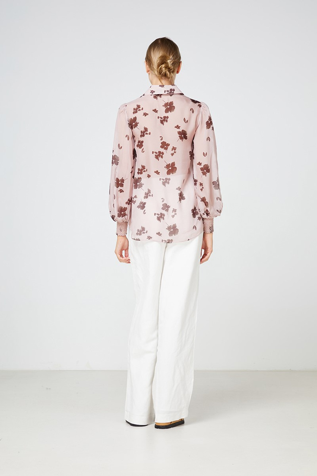 Elka Collective Portofino Shirt Pink  4