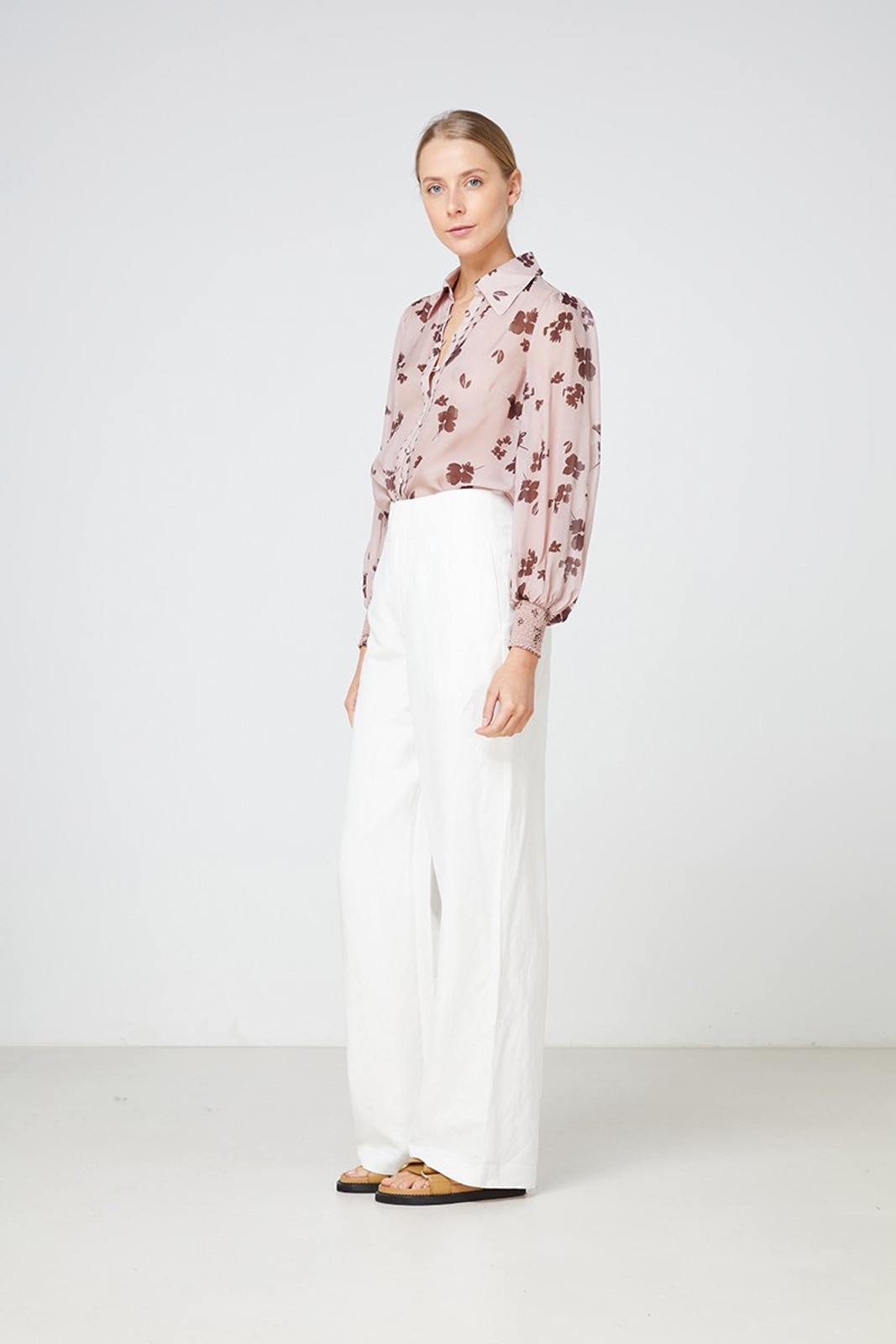 Elka Collective Portofino Shirt Pink  7
