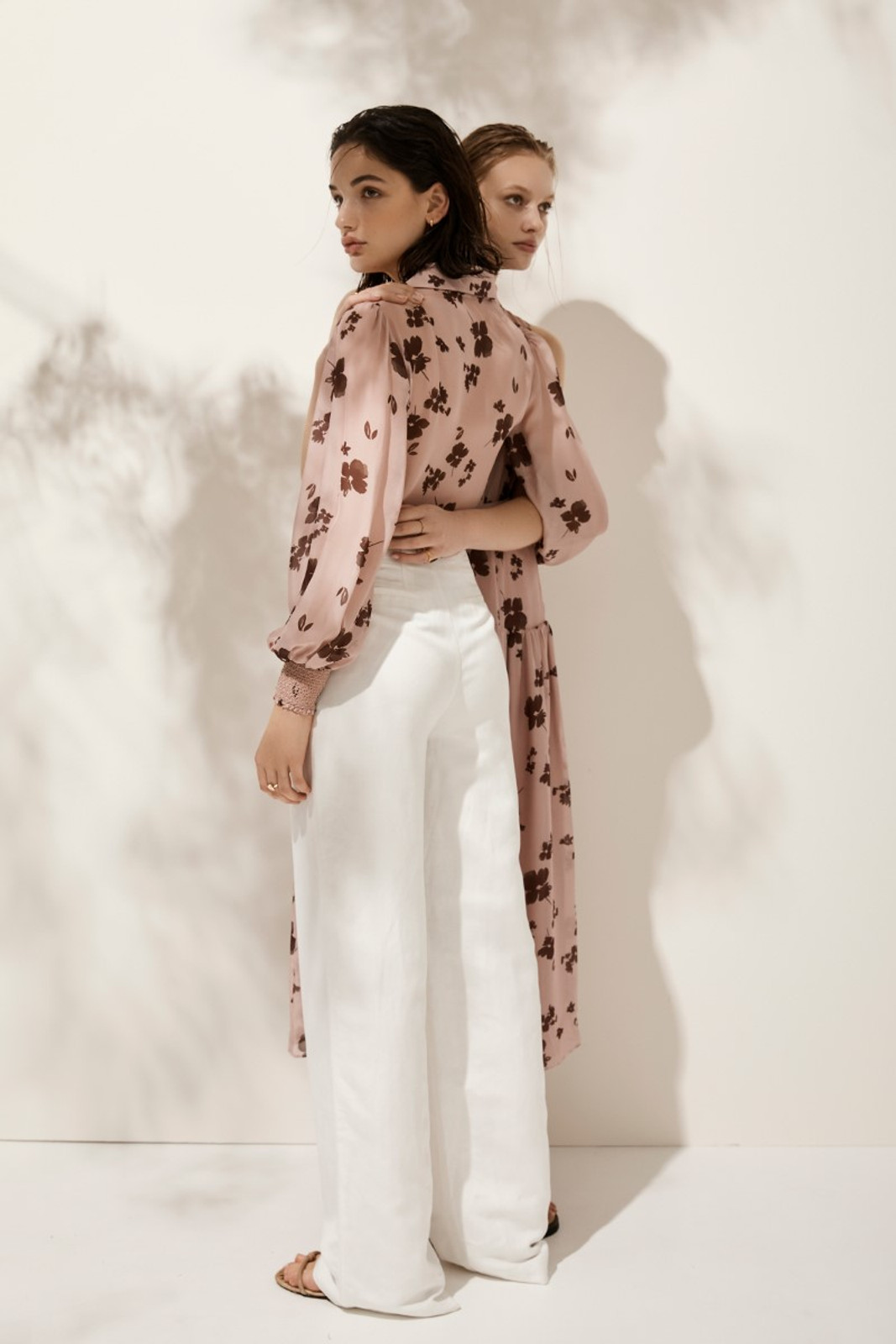 Elka Collective Portofino Shirt Pink  8