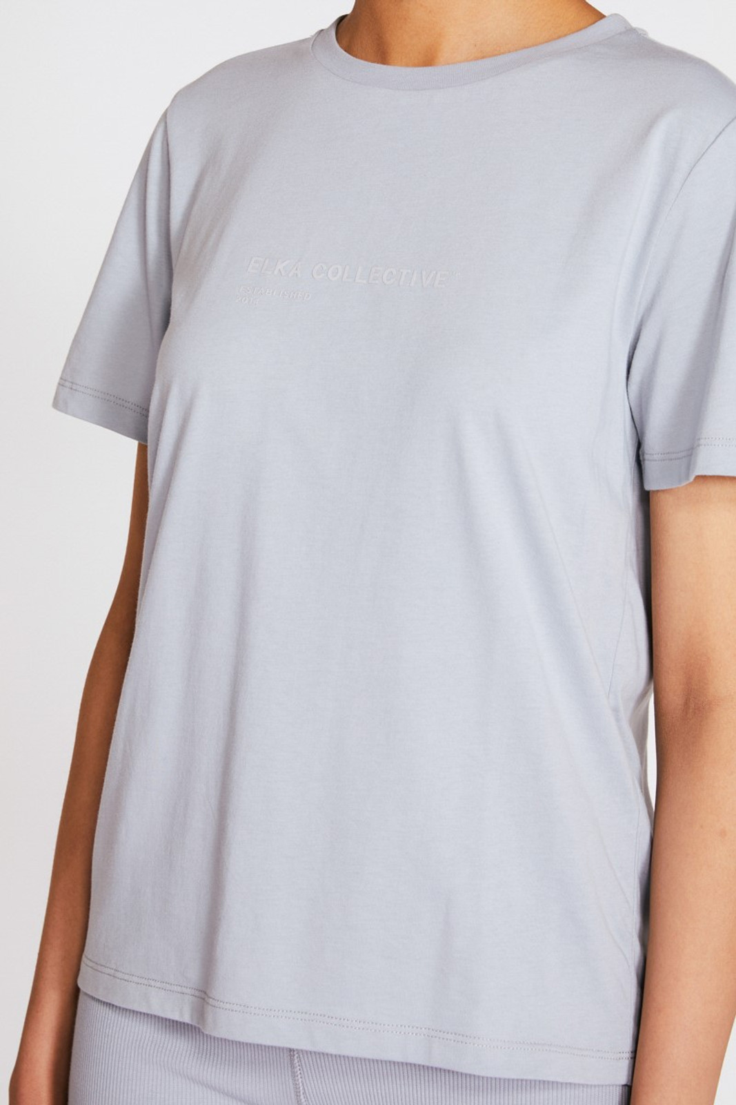 Elka Collective Trademark Tee Blue  3