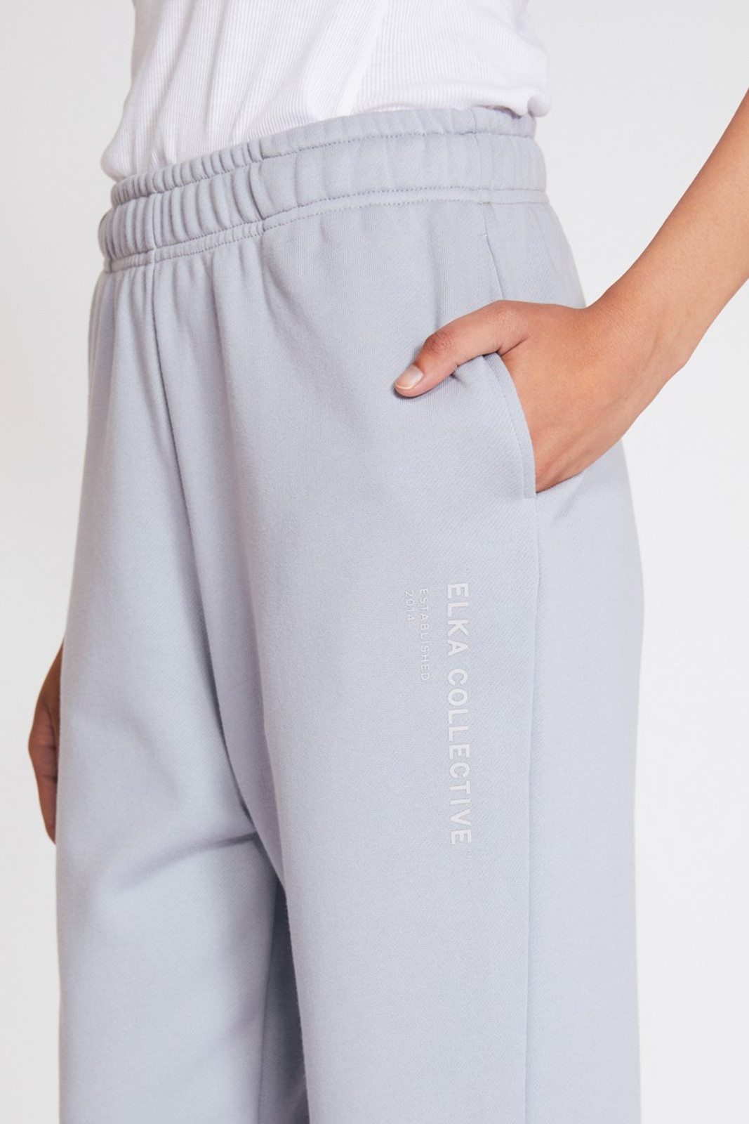 Elka Collective Trademark Trackpant Blue  1