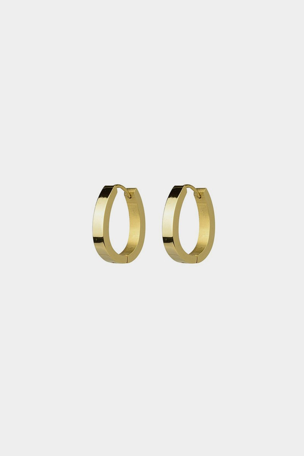 Elka Collective BRIE LEON CLASICA EARRINGS Gold  0