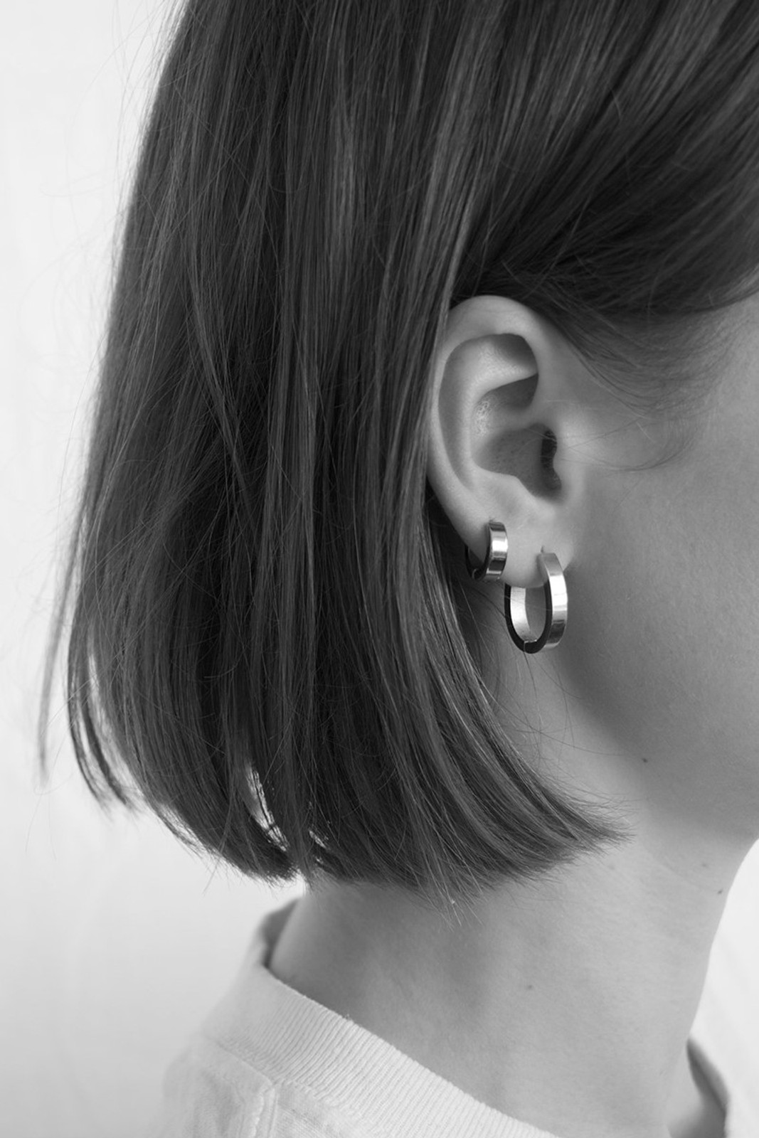 Elka Collective BRIE LEON CLASICA EARRINGS Gold  2