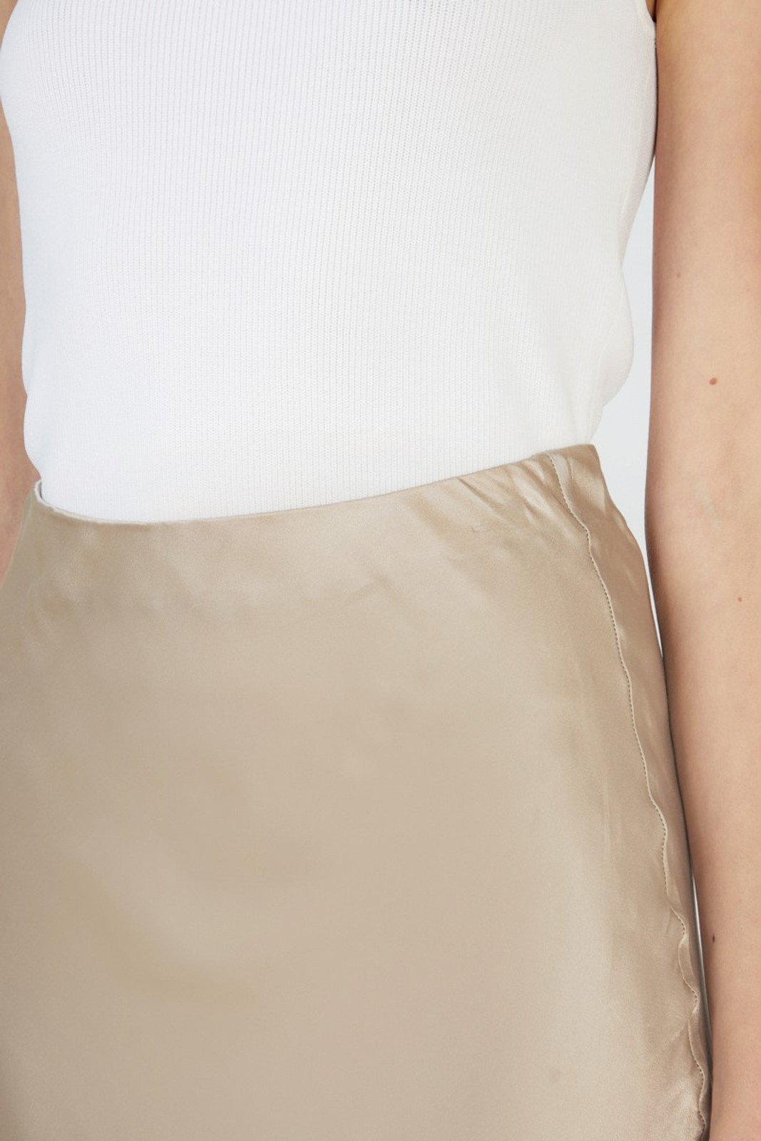 Elka Collective Sublime Skirt Neutrals  4