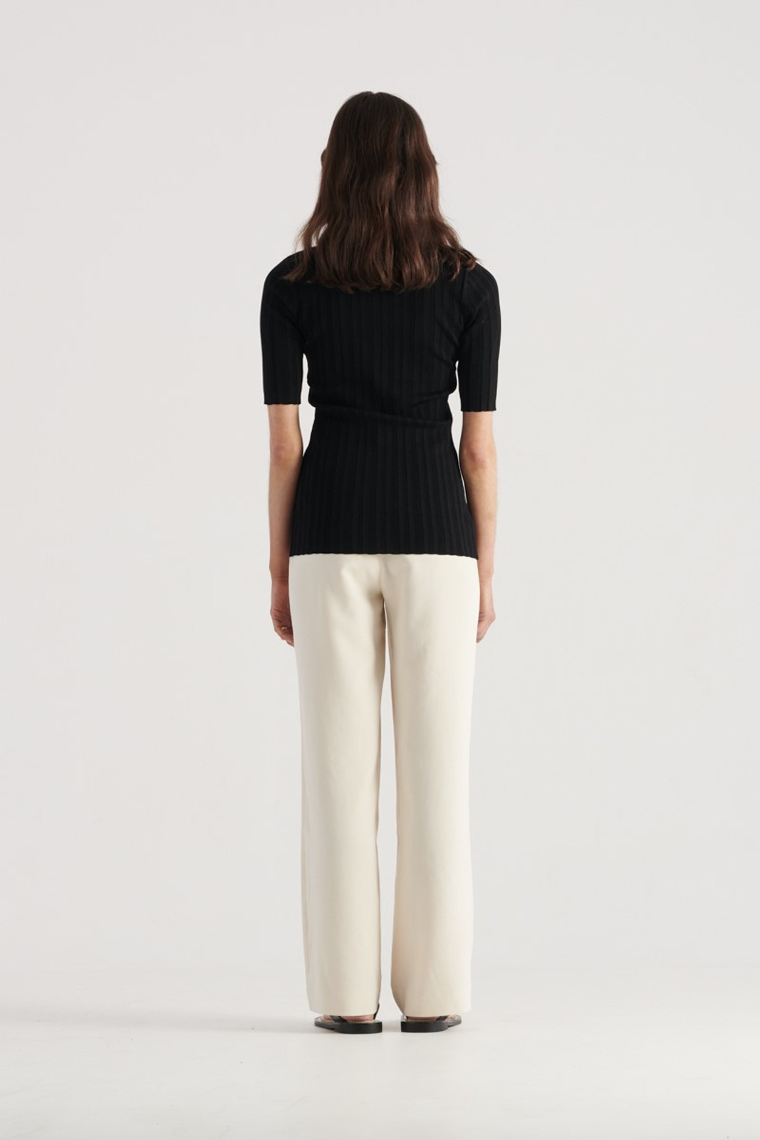Elka Collective WOMENS Black Melody Knit 3