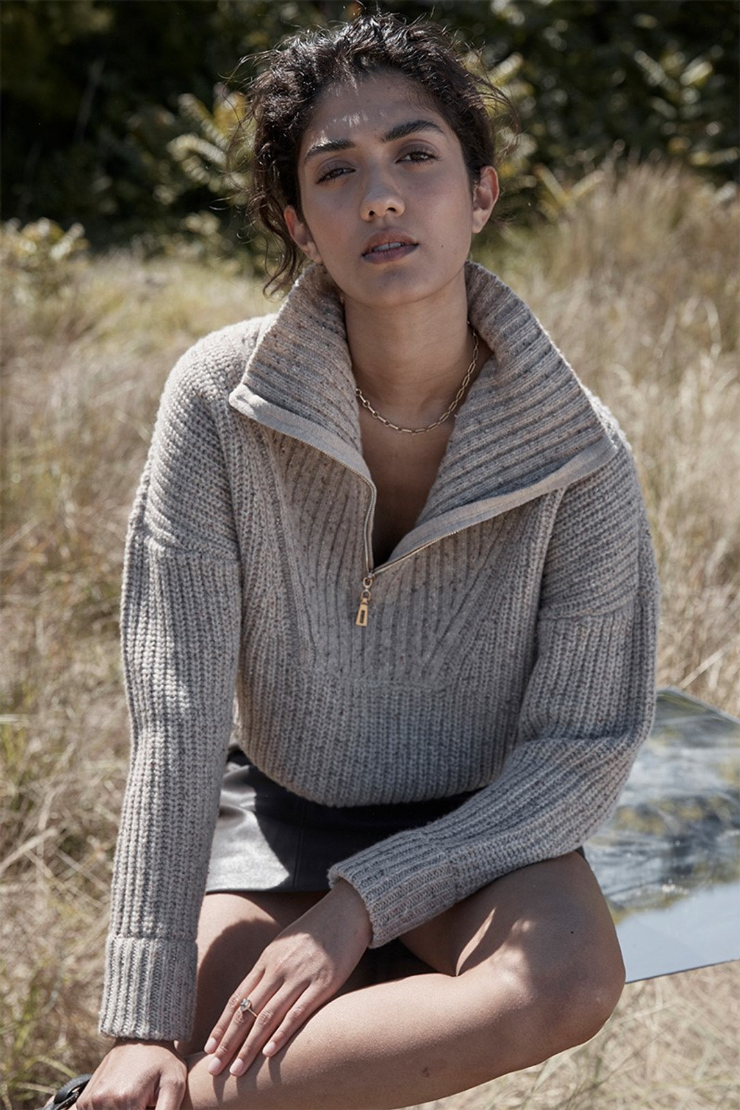 Elka Collective Covey Knit Neutrals  1