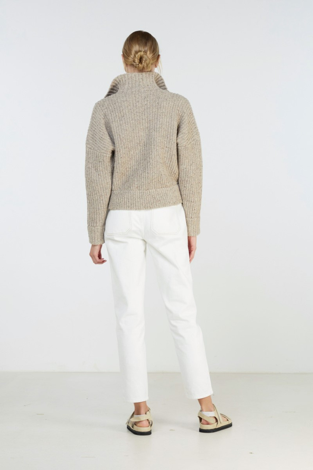 Elka Collective Covey Knit Neutrals  3