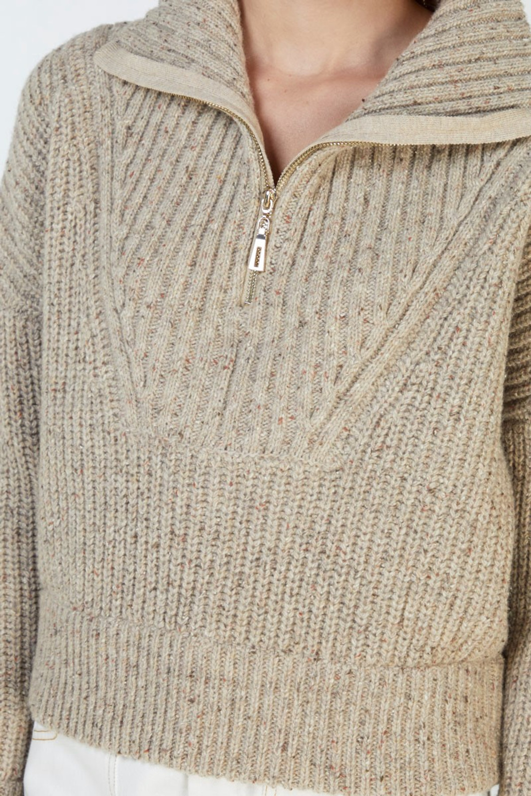 Elka Collective Covey Knit Neutrals  4