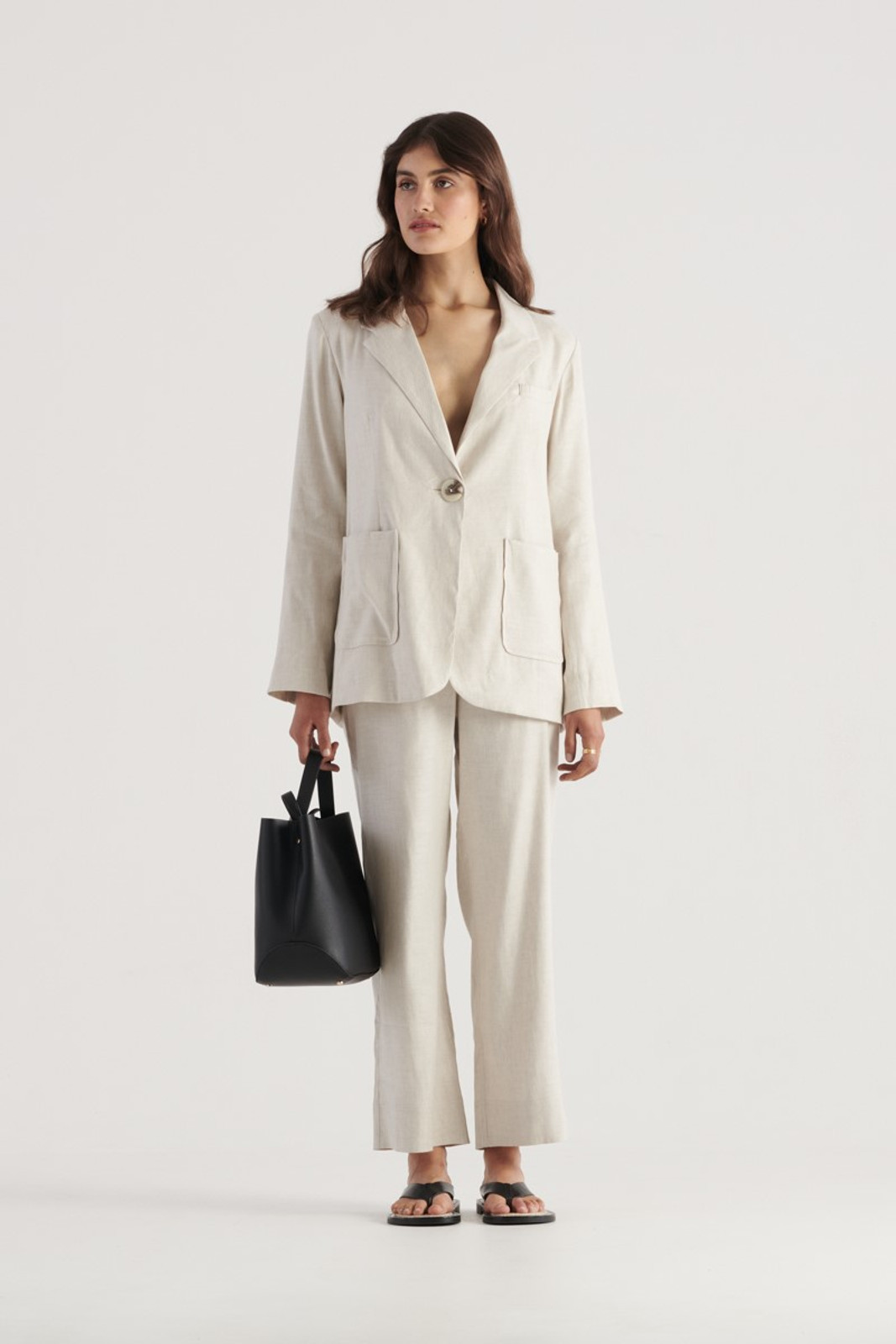 Elka Collective WOMENS Neutrals Cate Jacket 3