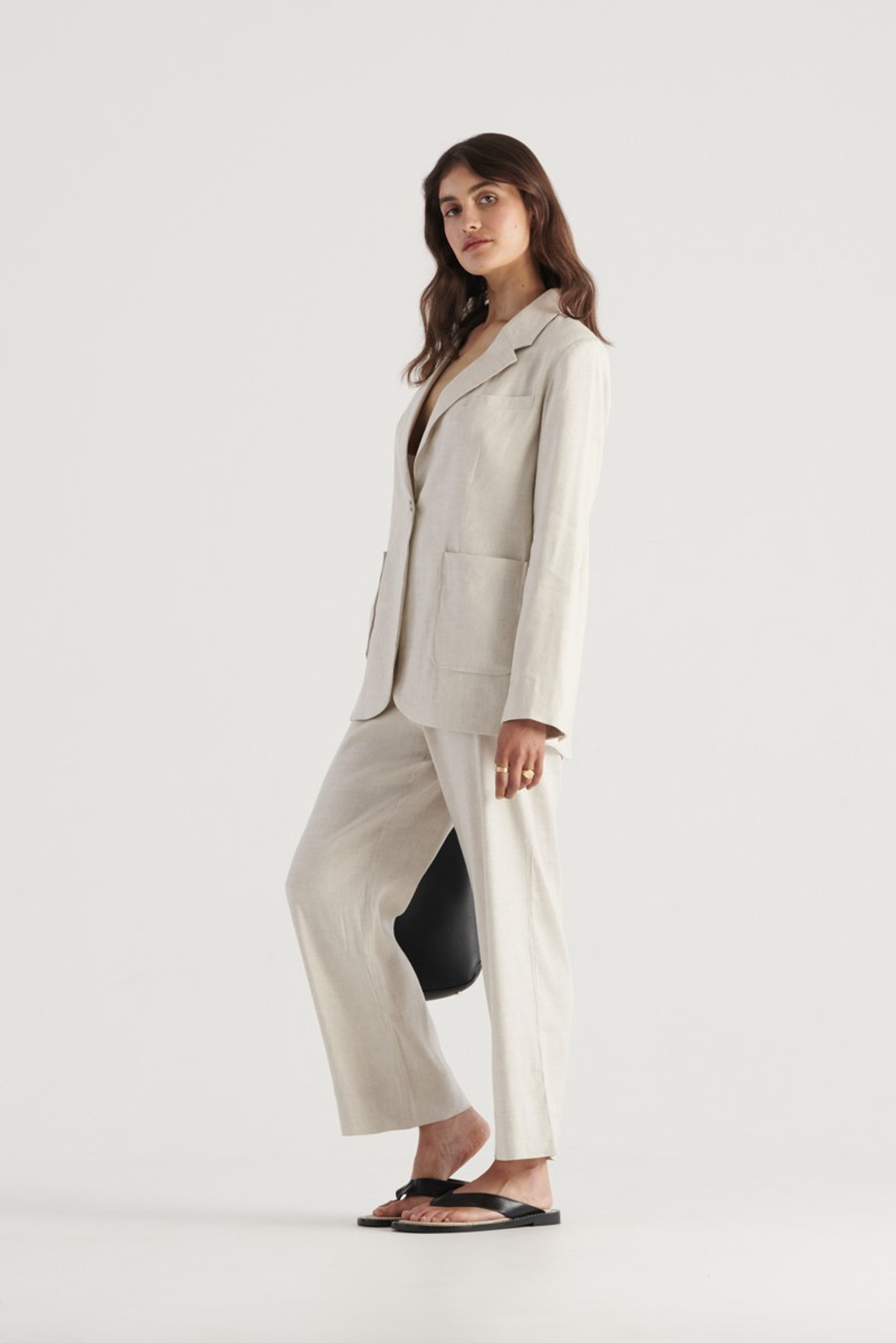 Elka Collective WOMENS Neutrals Cate Jacket 4