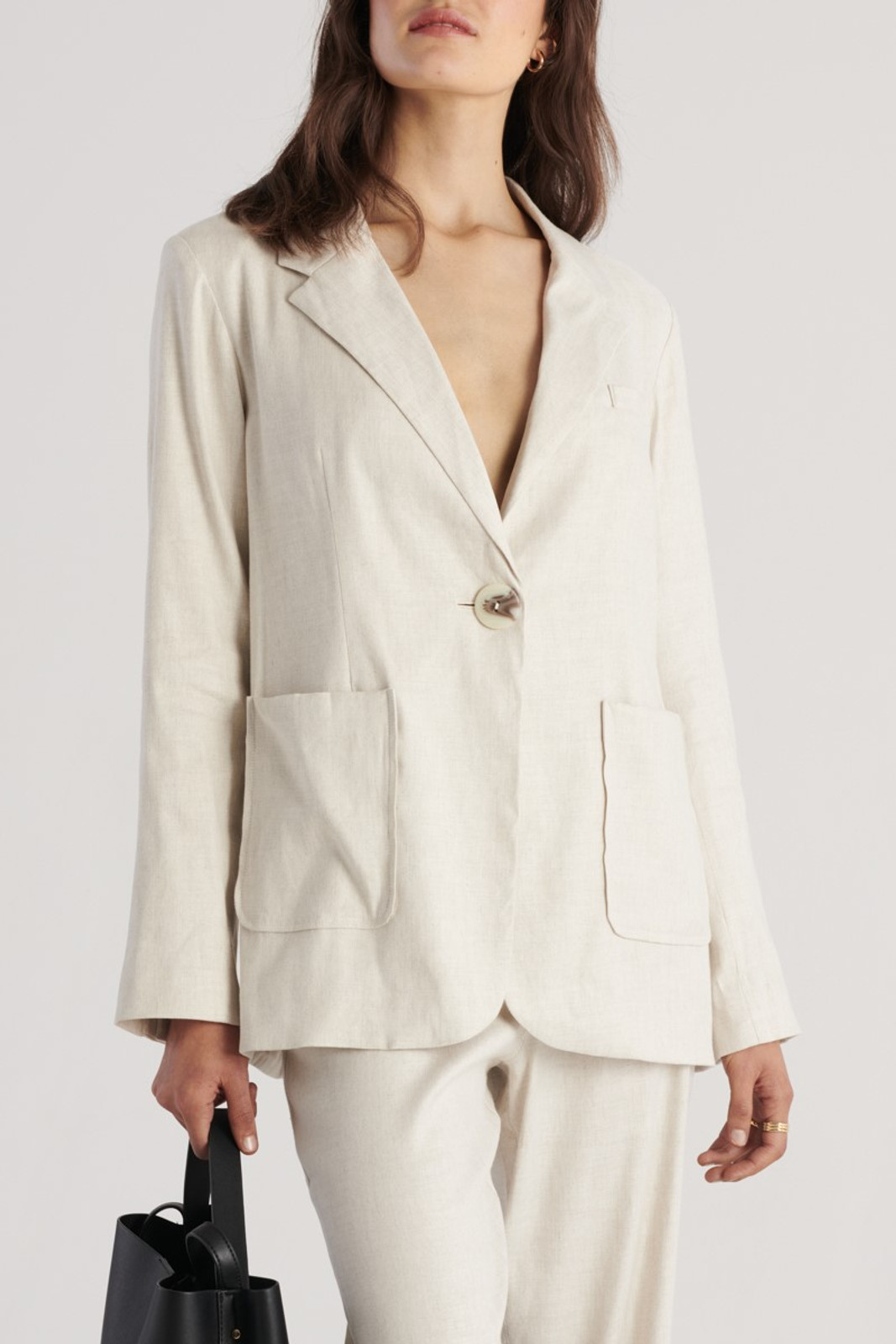 Elka Collective WOMENS Neutrals Cate Jacket 7