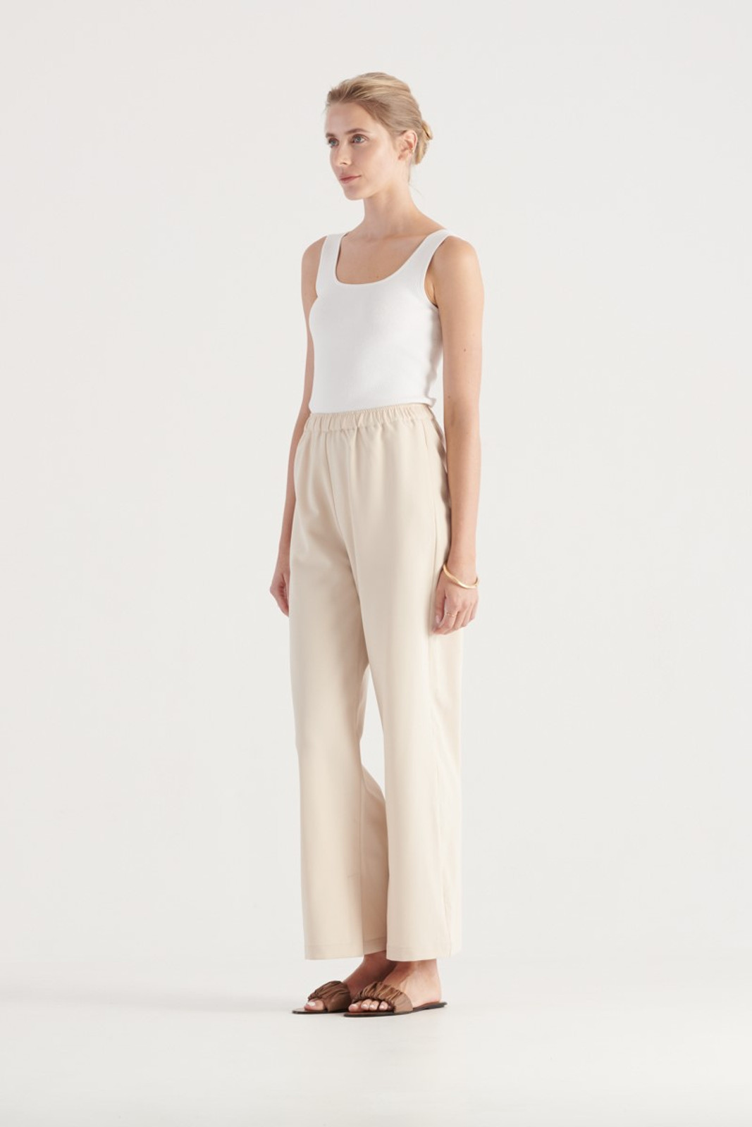 Elka Collective WOMENS Neutrals Olympia Pant 2