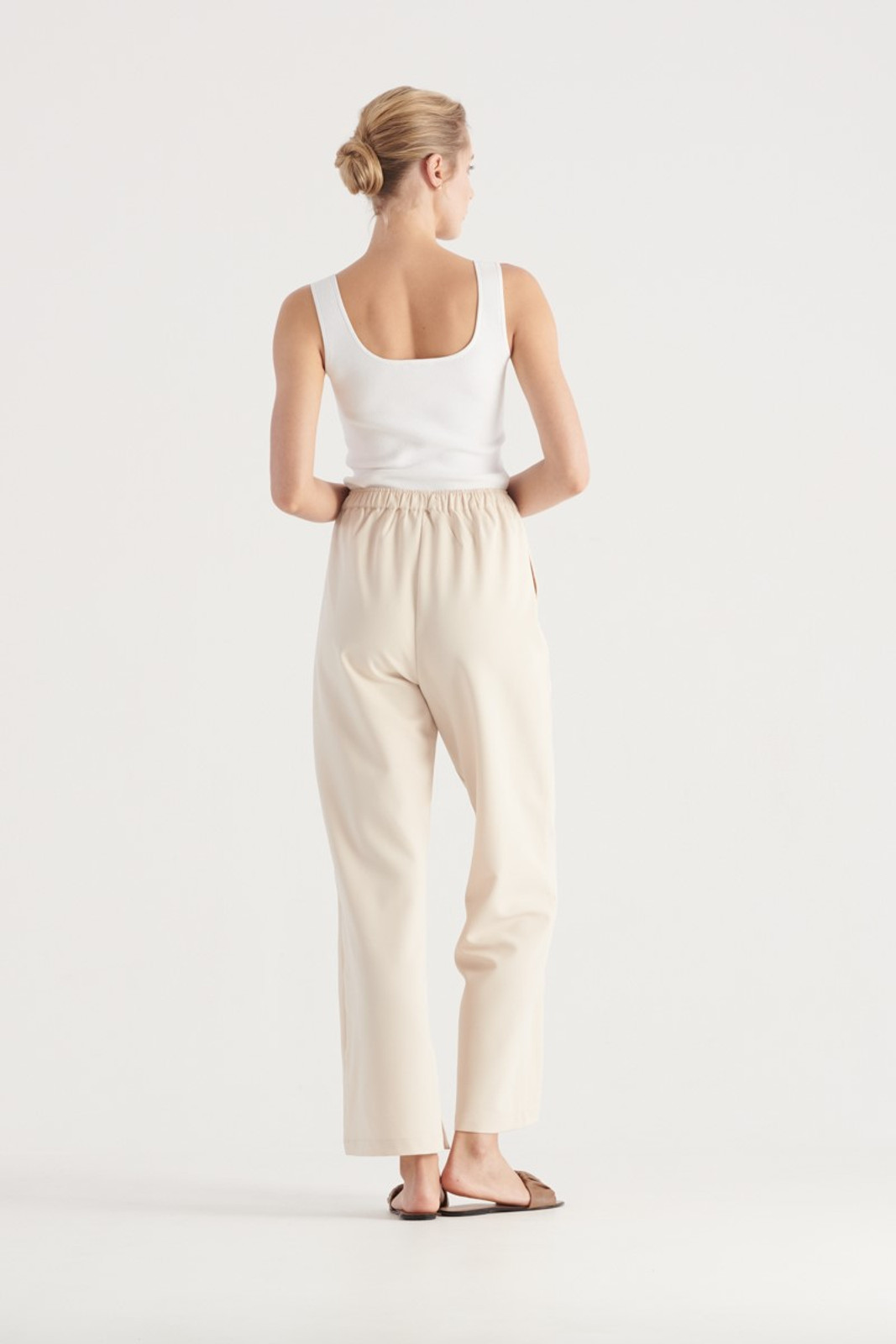 Elka Collective WOMENS Neutrals Olympia Pant 3