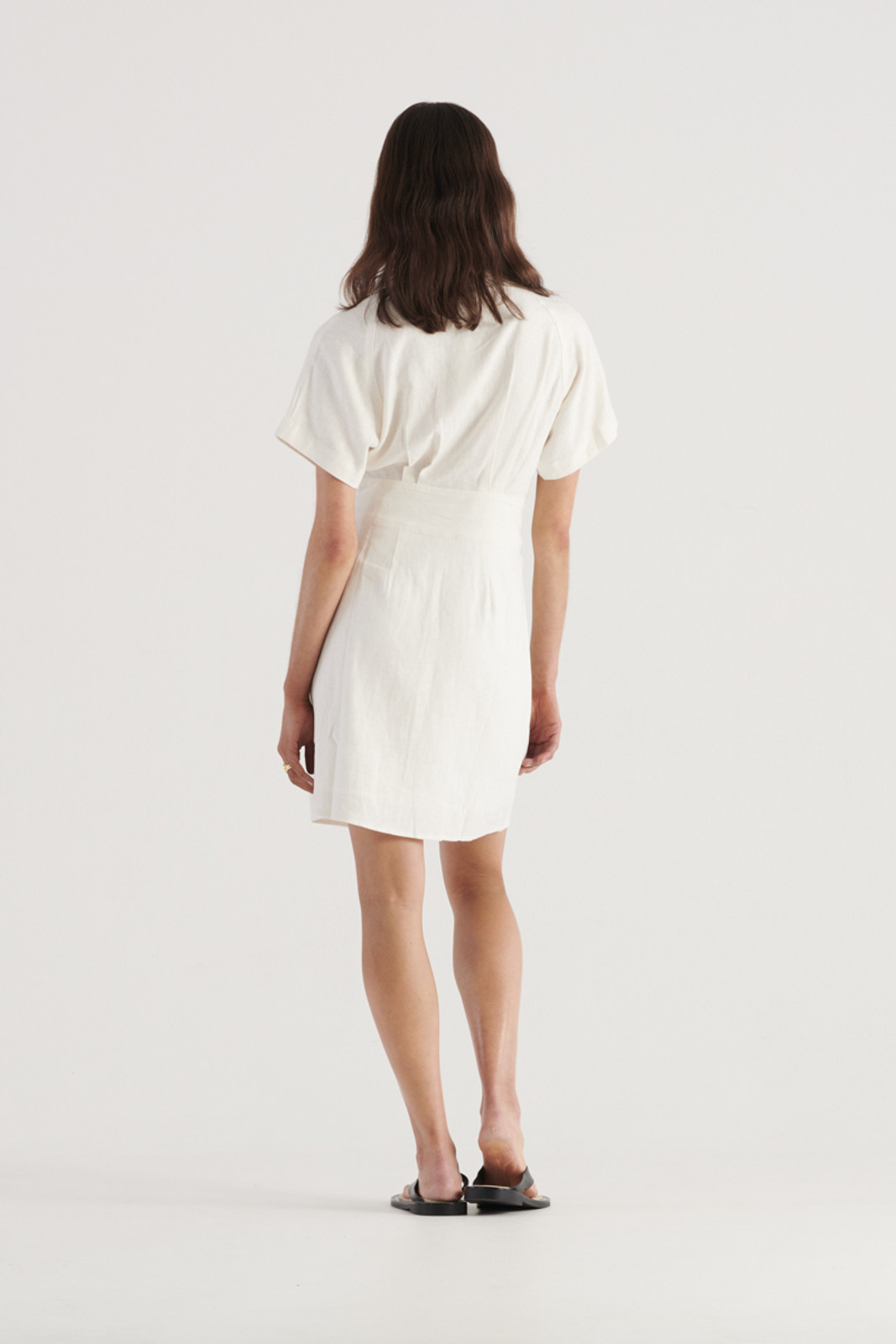 Elka Collective Womens White Times Dress 2