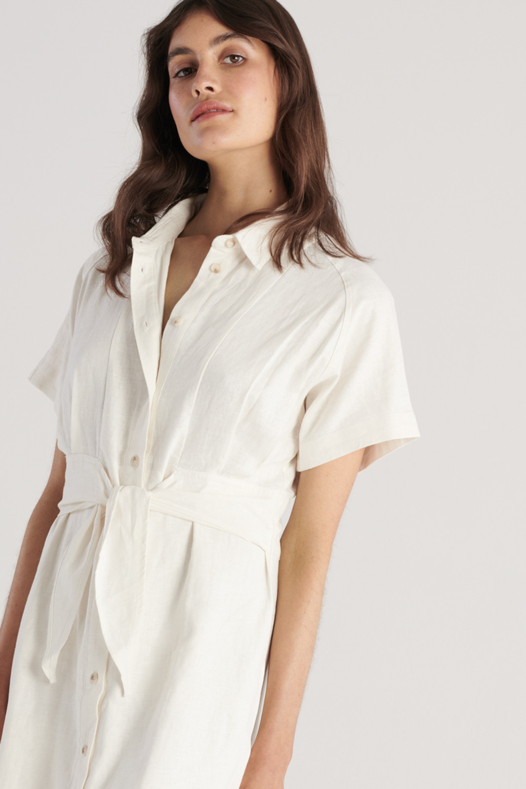 Elka Collective Womens White Times Dress 4