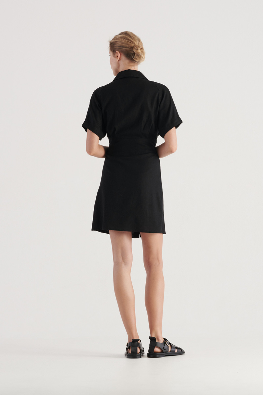 Elka Collective Womens Black Times Dress 2