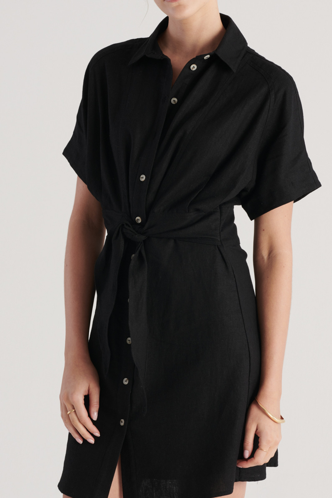 Elka Collective Womens Black Times Dress 4