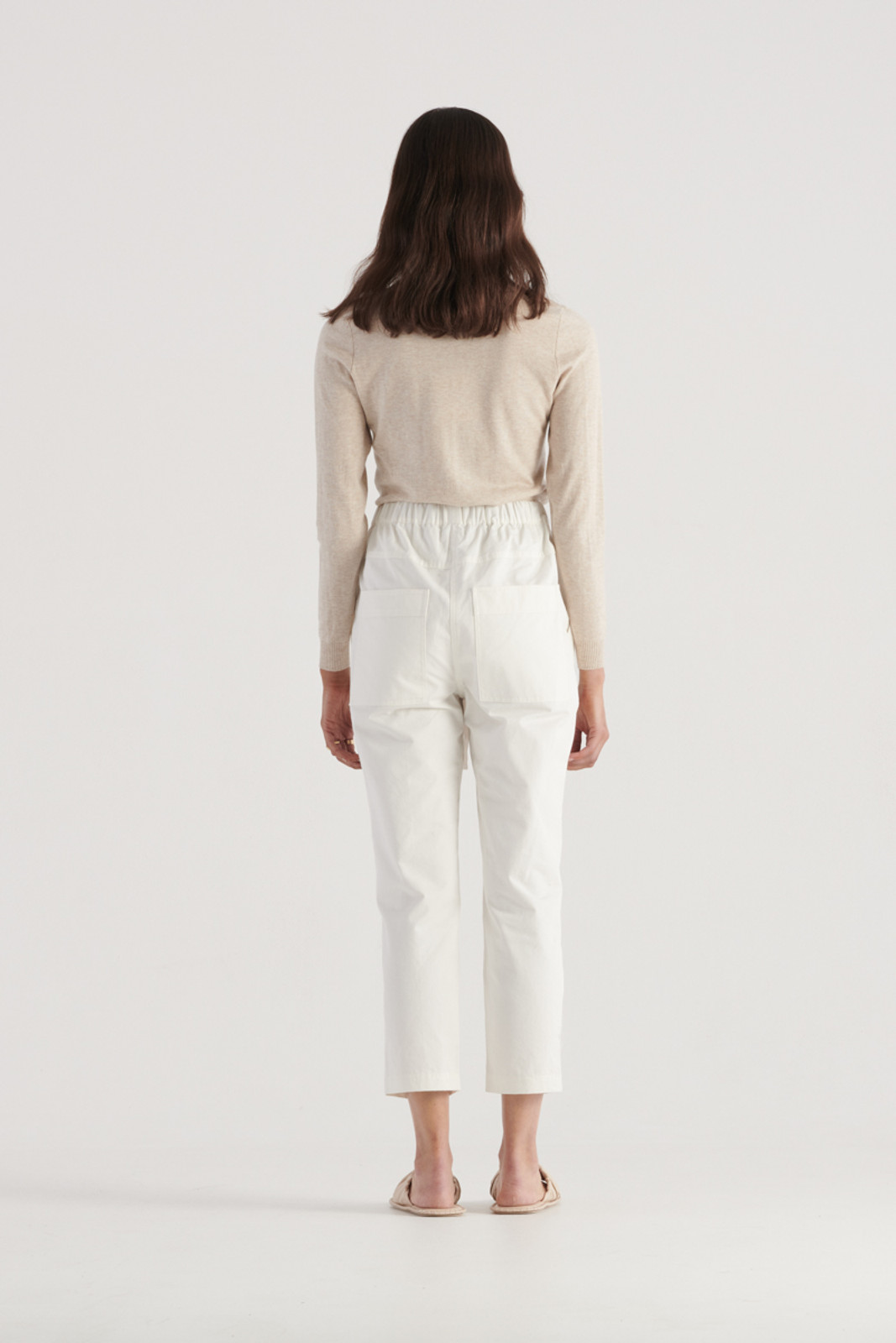 Elka Collective Womens White River Pant 3