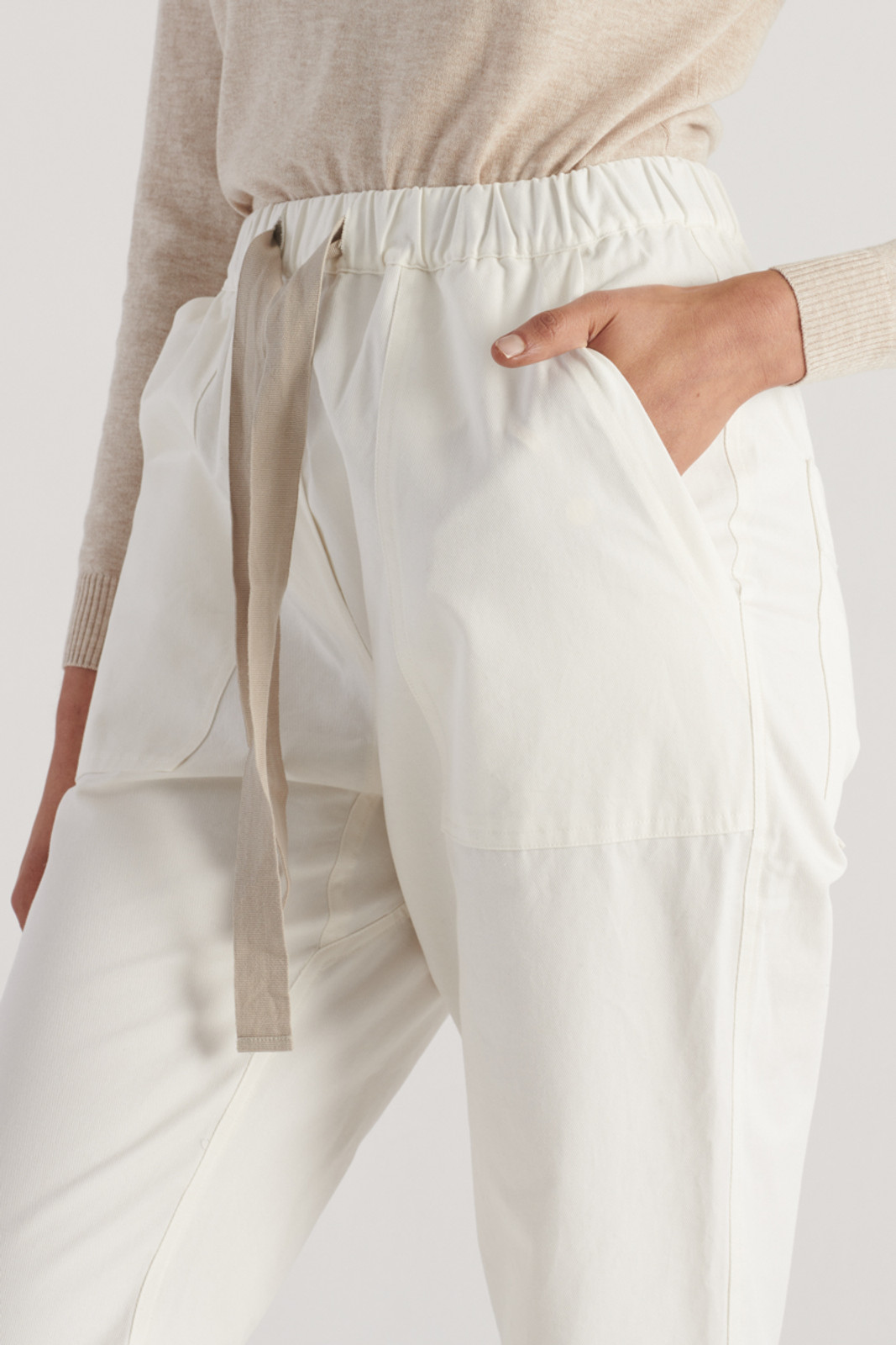 Elka Collective Womens White River Pant 5