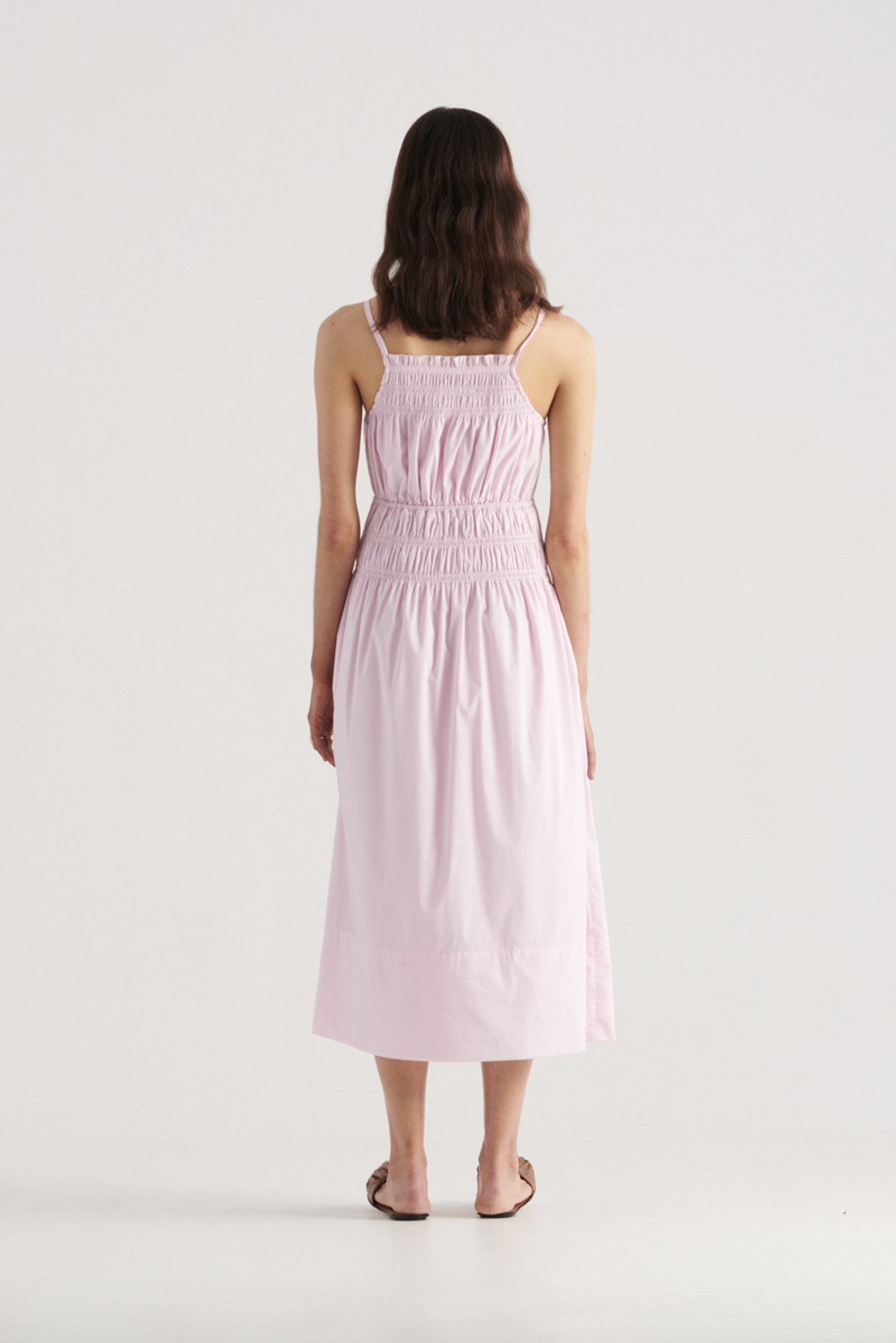 Elka Collective WomensThrive Dress Lilac  2