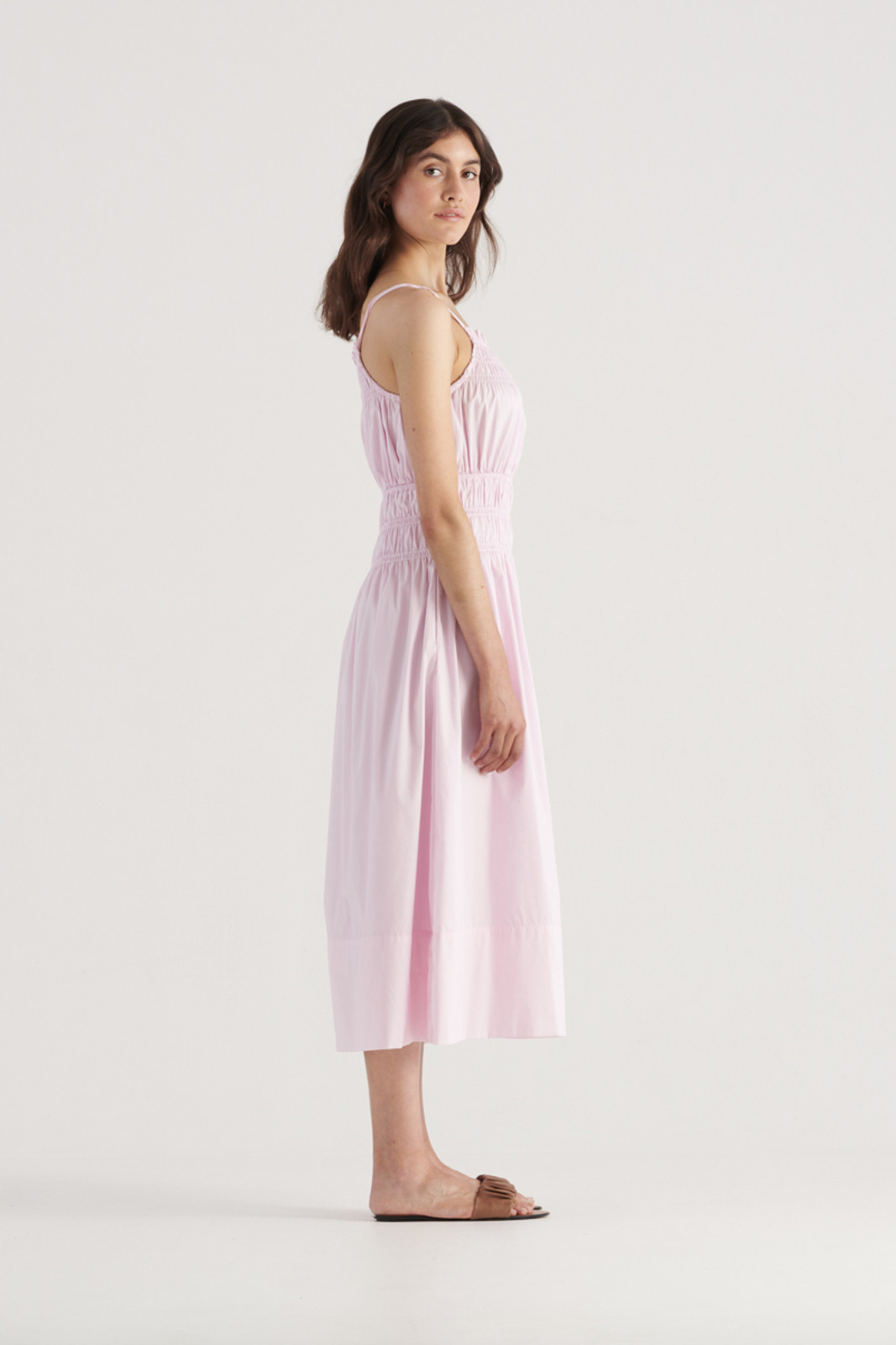 Elka Collective WomensThrive Dress Lilac  3
