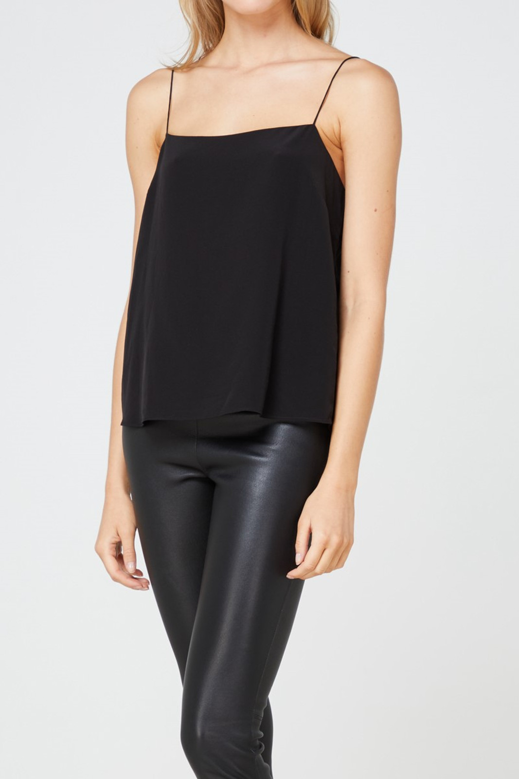 Elka Collective Lucca Cami Black  1