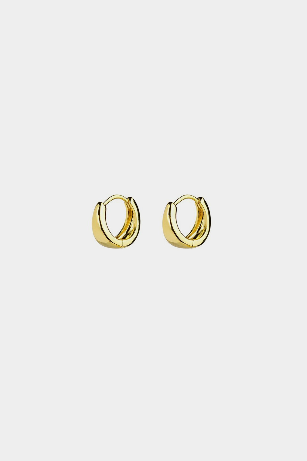 Elka Collective BRIE LEON CURVED SOLID SLEEPER Gold  0