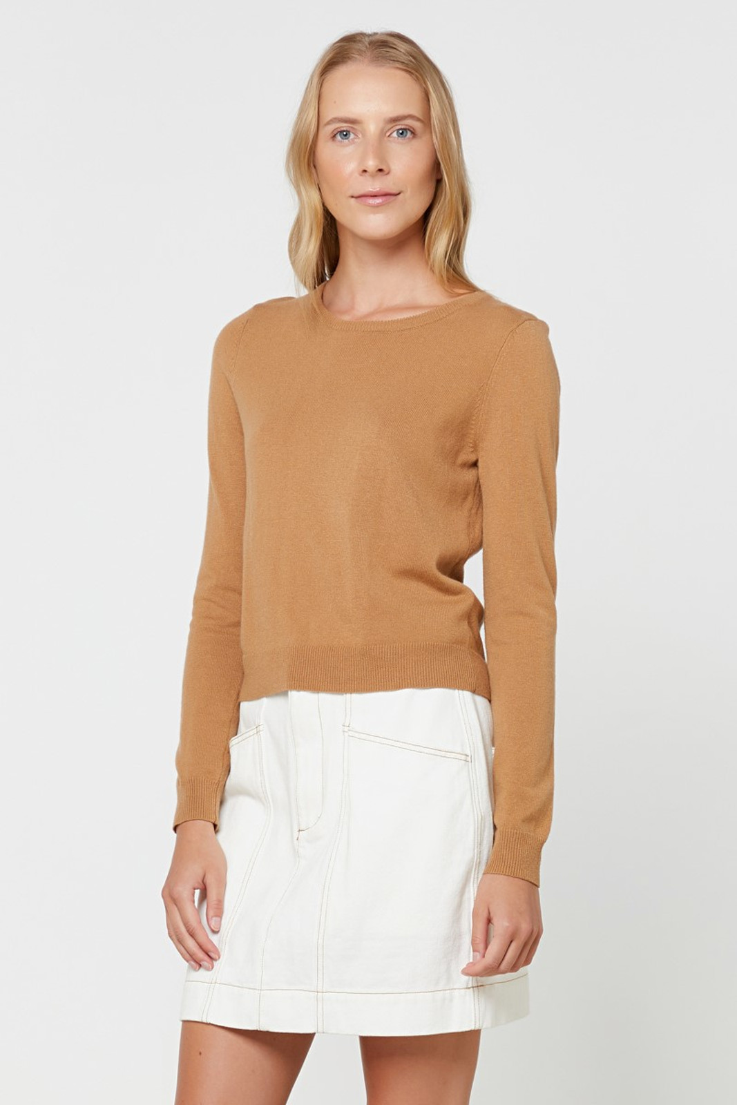 Elka Collective Gale Knit Neutrals  1