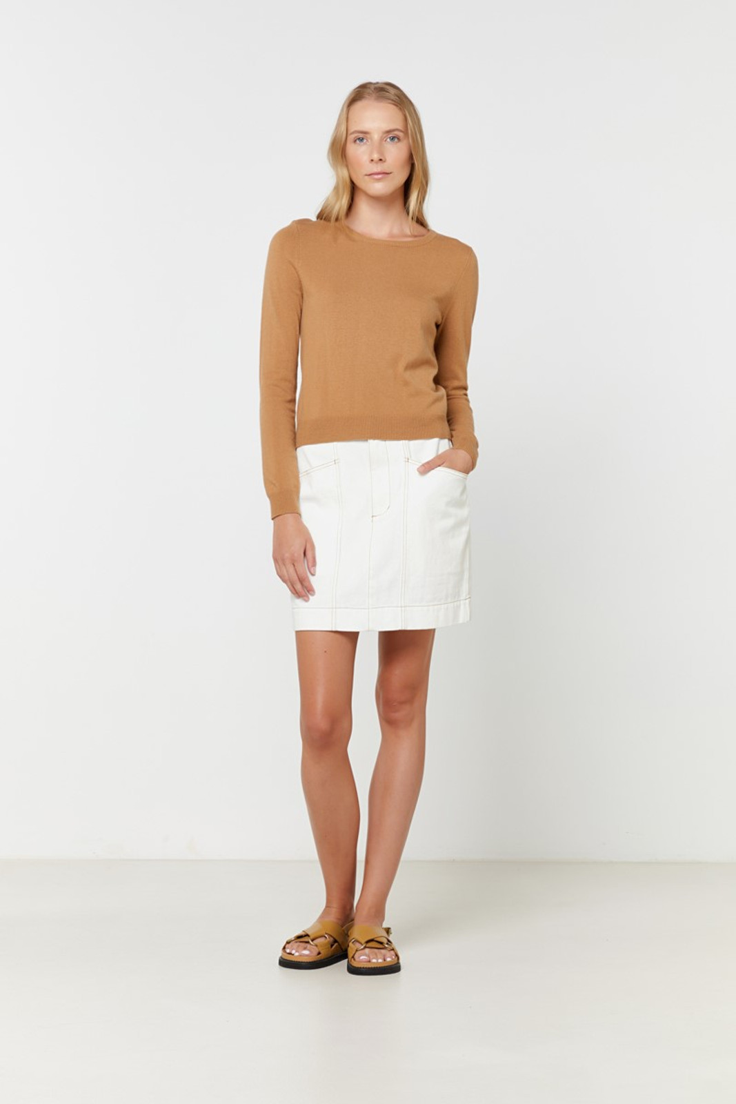 Elka Collective Gale Knit Neutrals  3