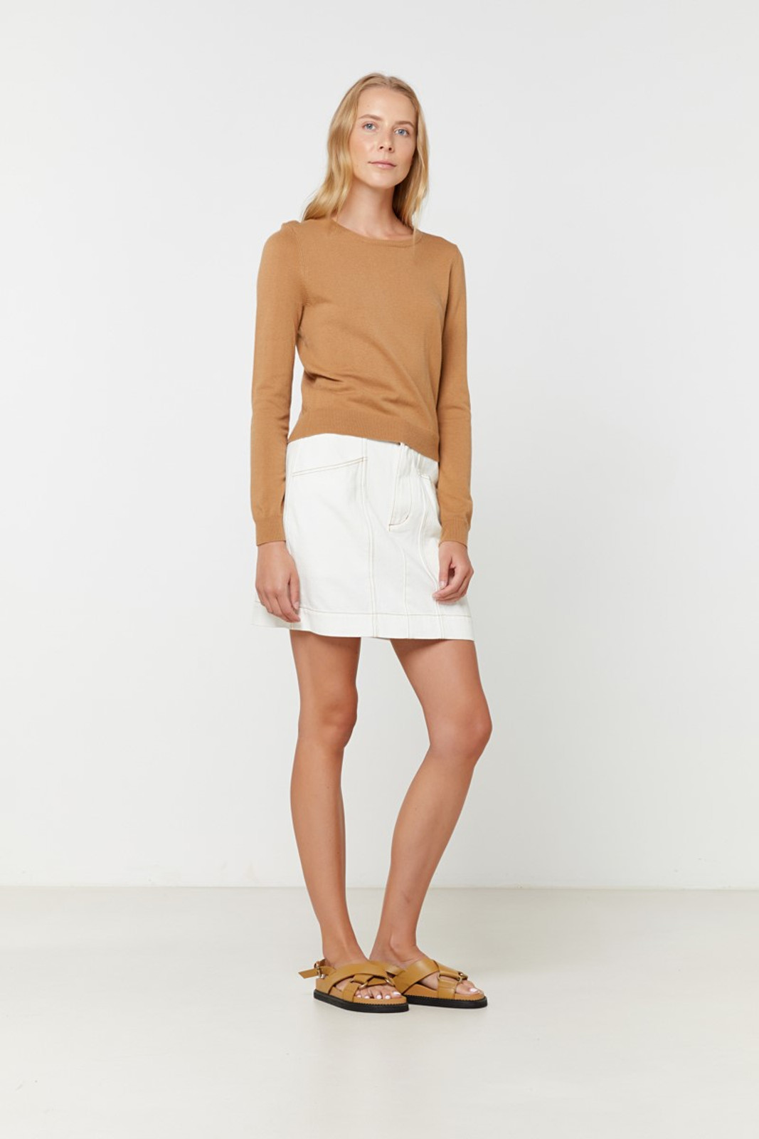 Elka Collective Gale Knit Neutrals  4