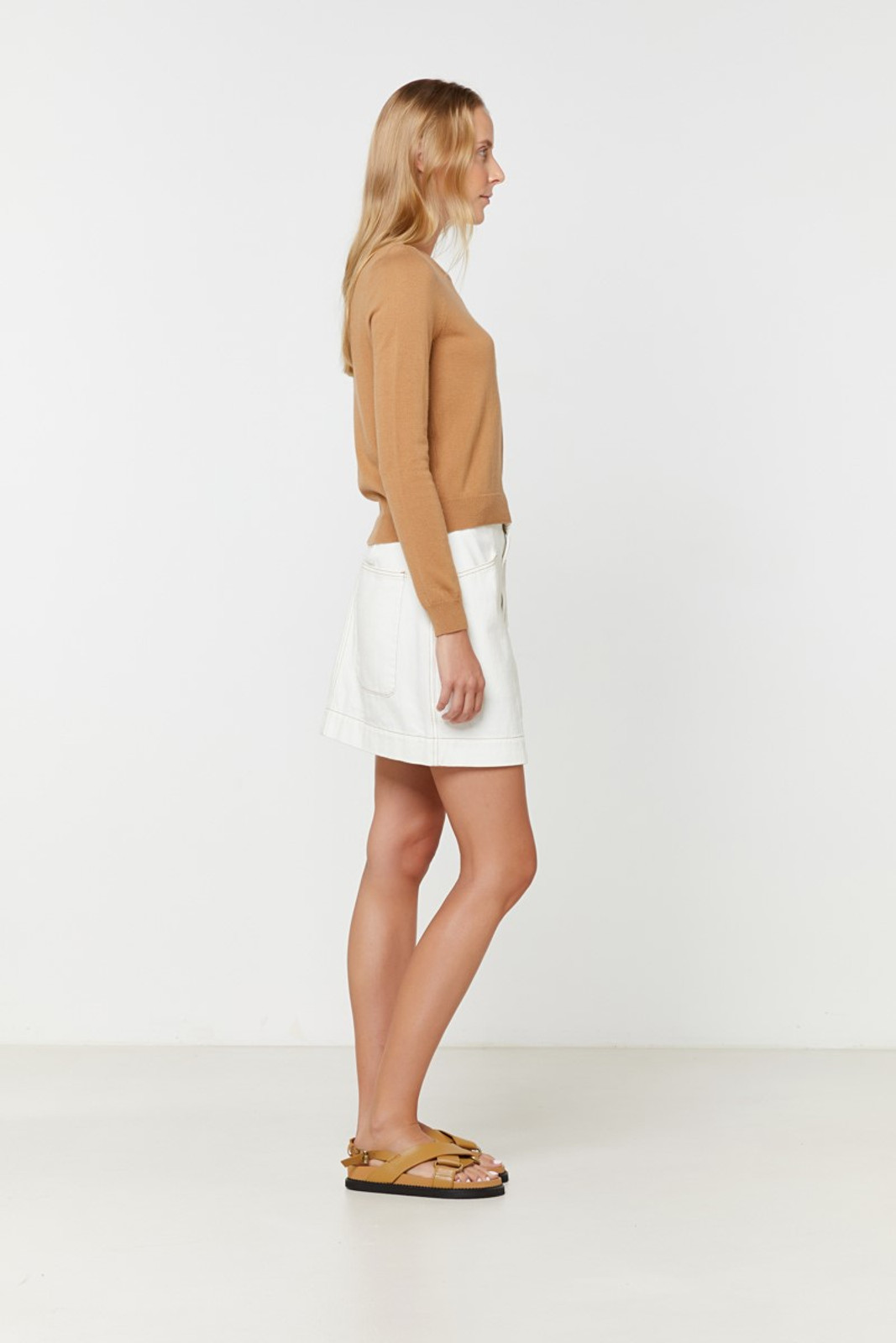 Elka Collective Gale Knit Neutrals  5