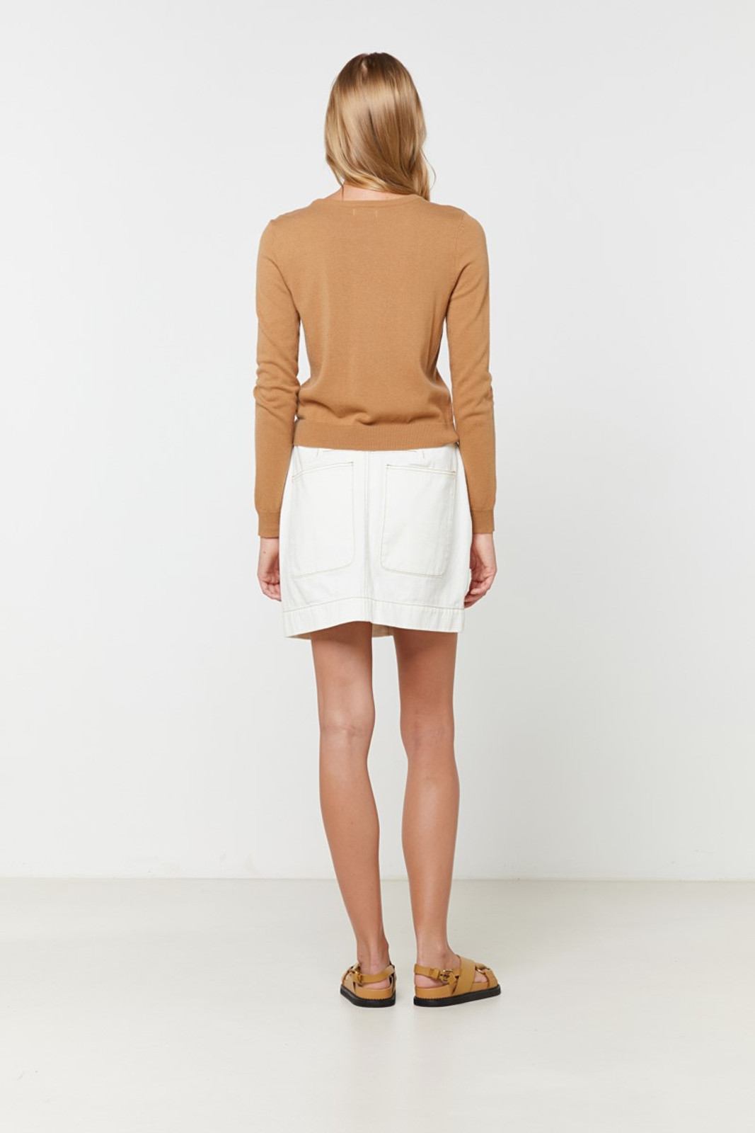 Elka Collective Gale Knit Neutrals  6