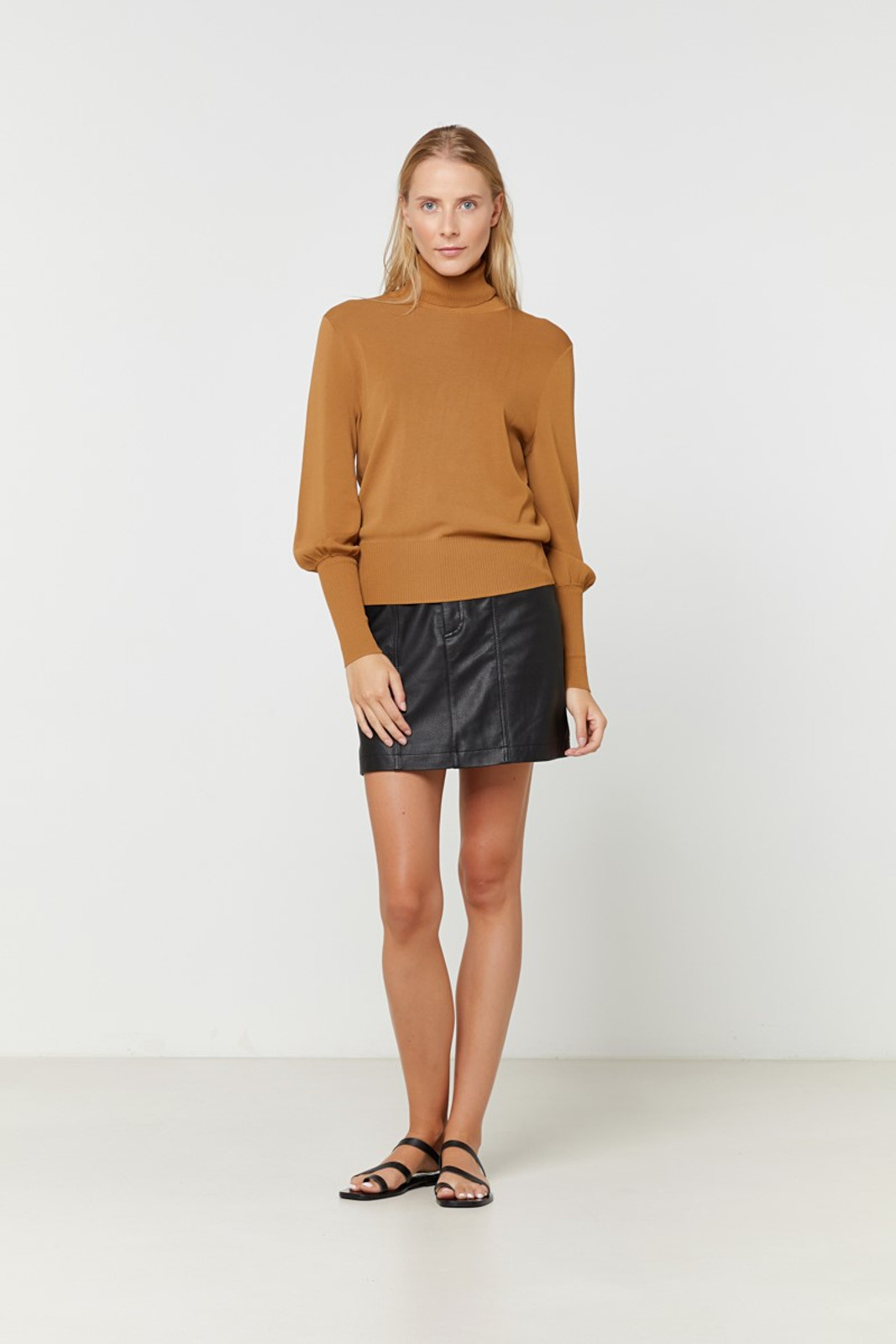 Elka Collective Jacy Knit Yellow  3