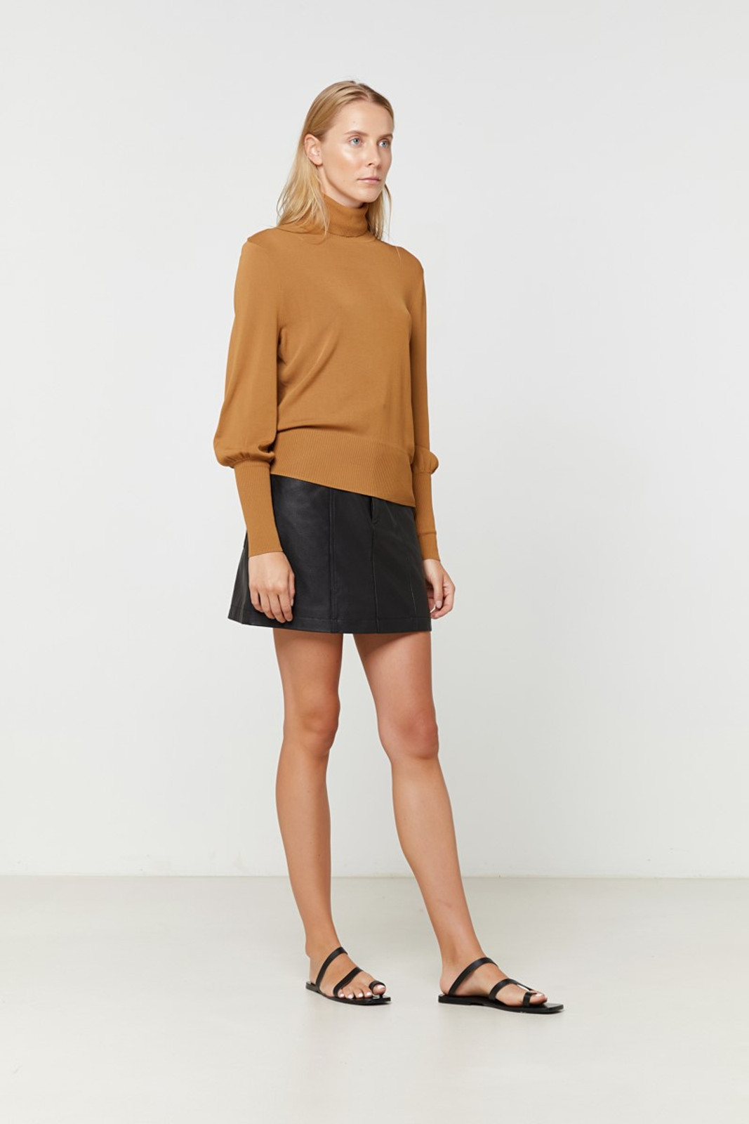 Elka Collective Jacy Knit Yellow  4