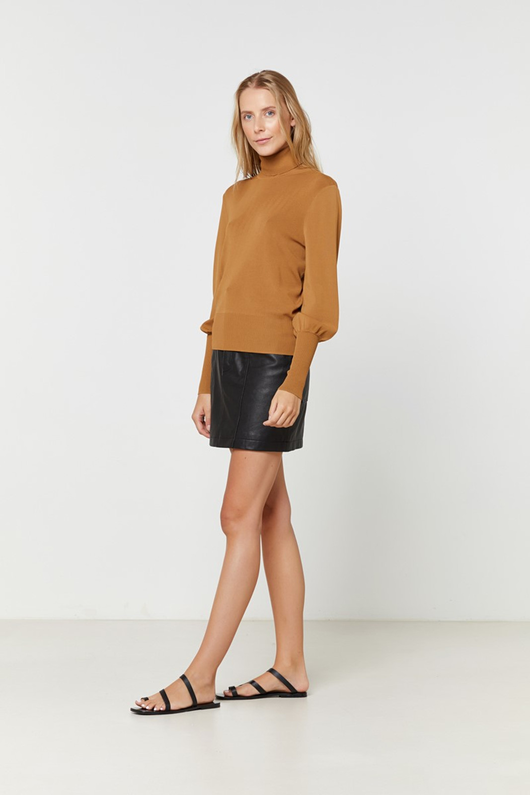 Elka Collective Jacy Knit Yellow  2