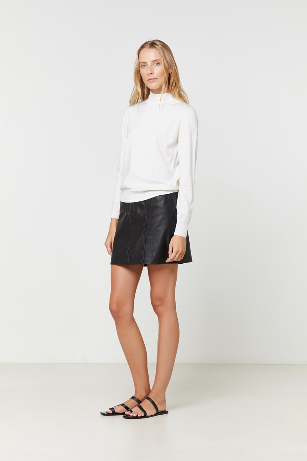 Elka Collective Rory Knit Neutrals  0