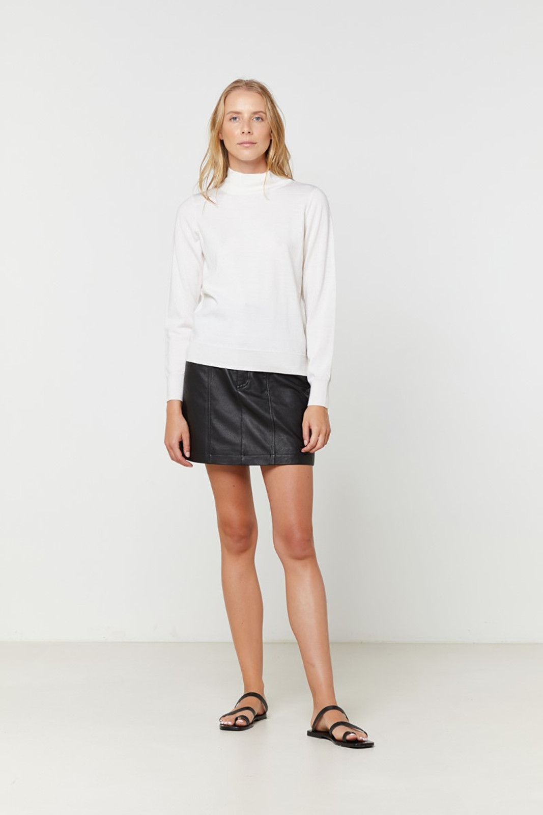 Elka Collective Rory Knit Neutrals  1