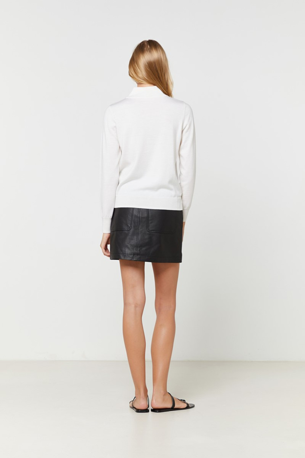 Elka Collective Rory Knit Neutrals  4