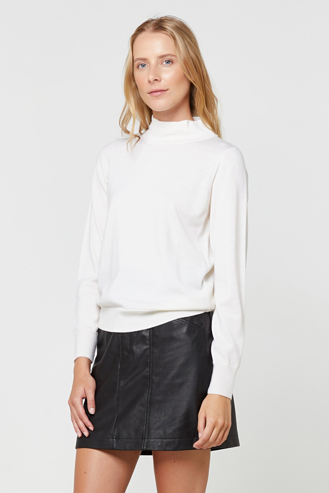 Elka Collective Rory Knit Neutrals  7