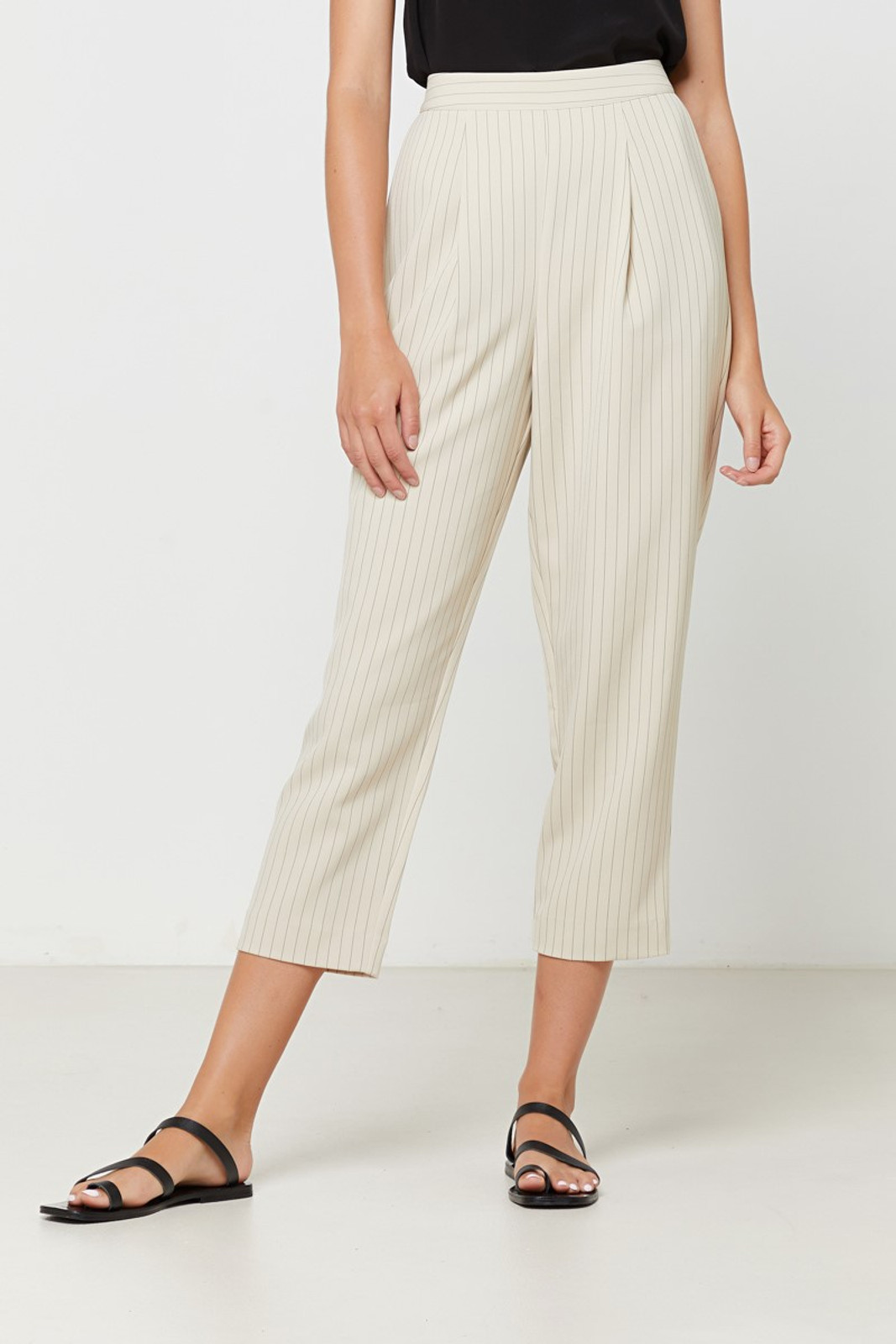 Elka Collective Everly Pant Neutrals  1