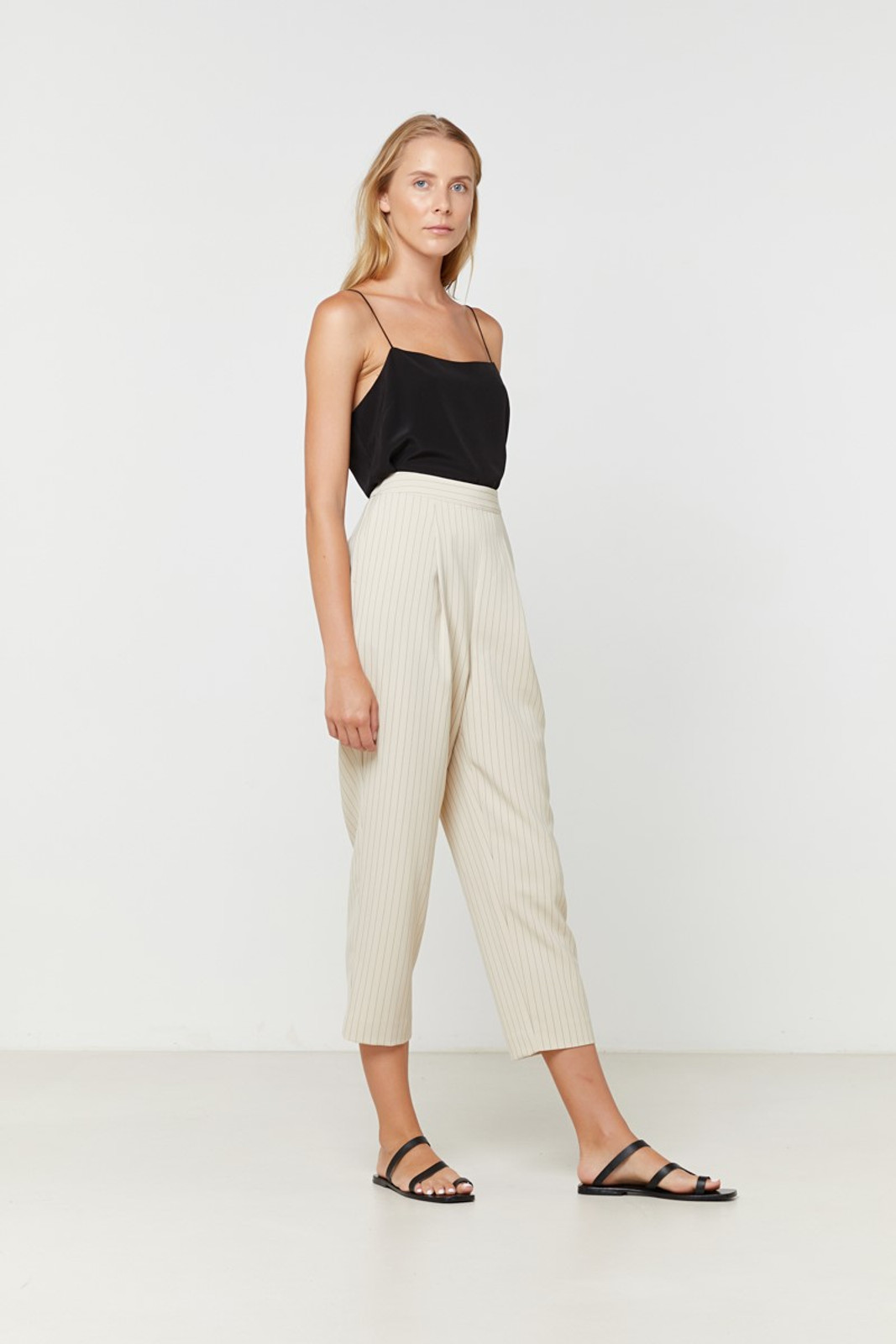 Elka Collective Everly Pant Neutrals  2