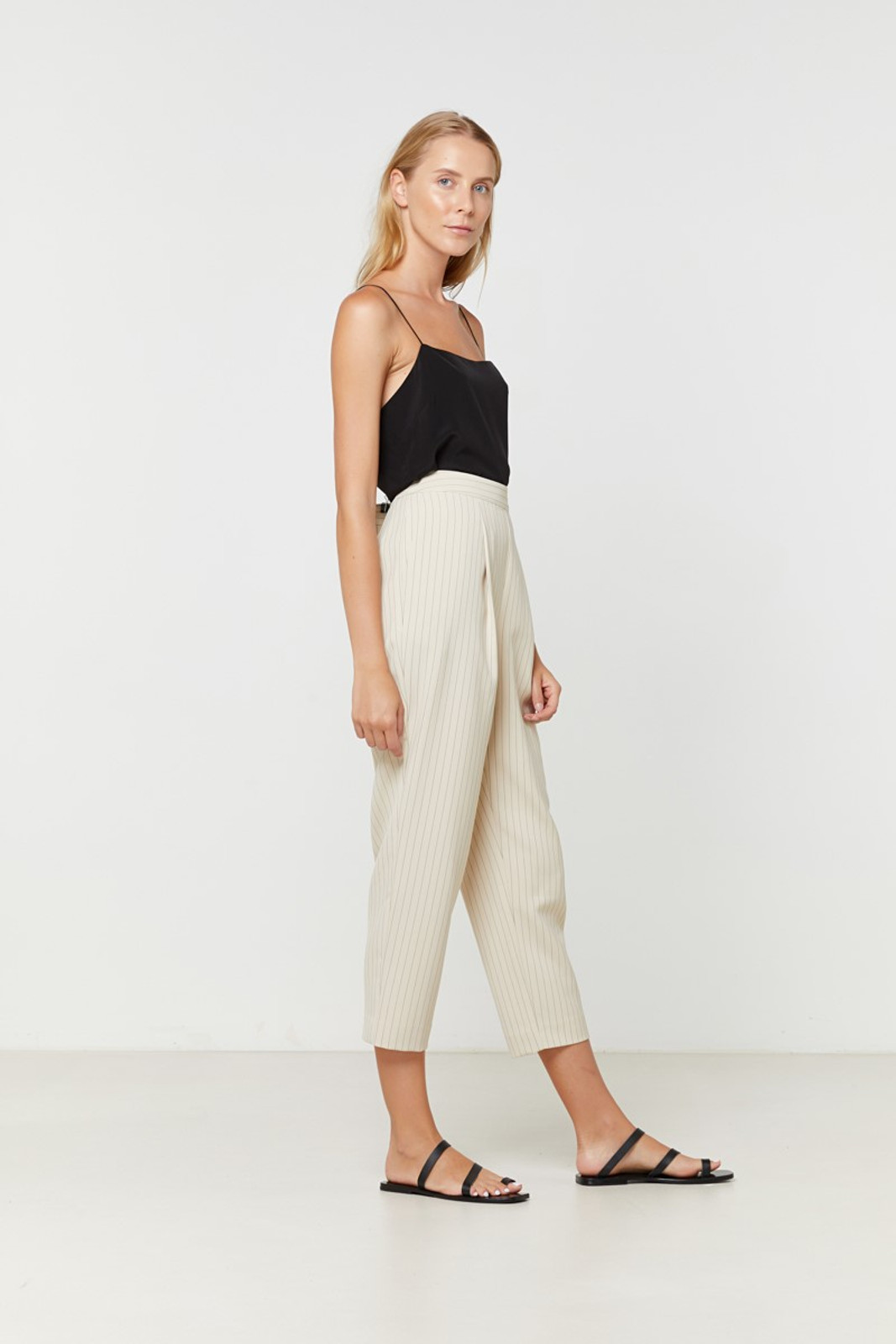Elka Collective Everly Pant Neutrals  3