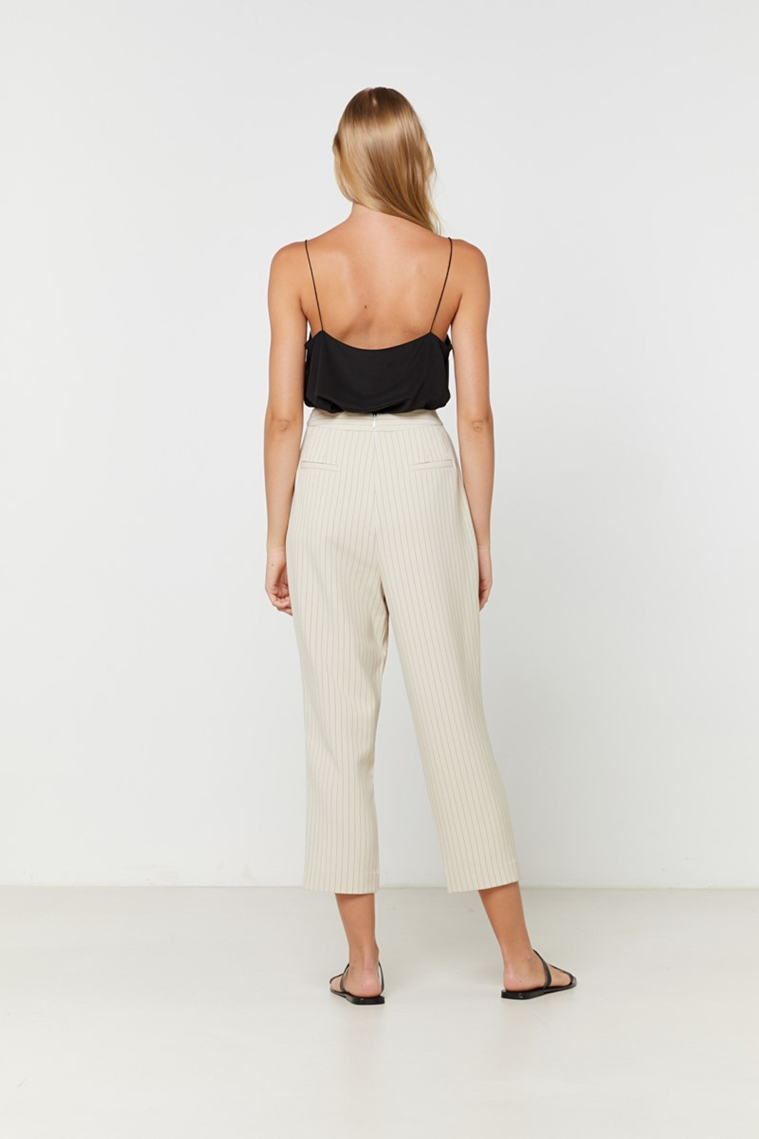 Elka Collective Everly Pant Neutrals  4