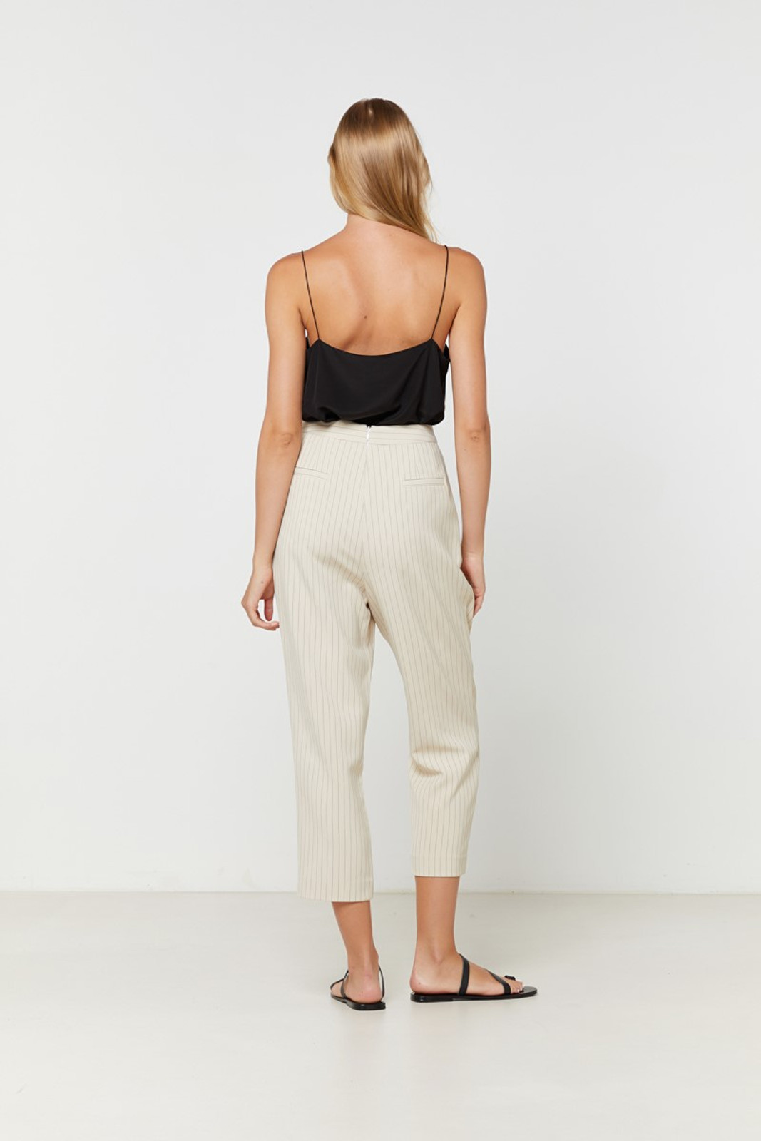 Elka Collective Everly Pant Neutrals  5