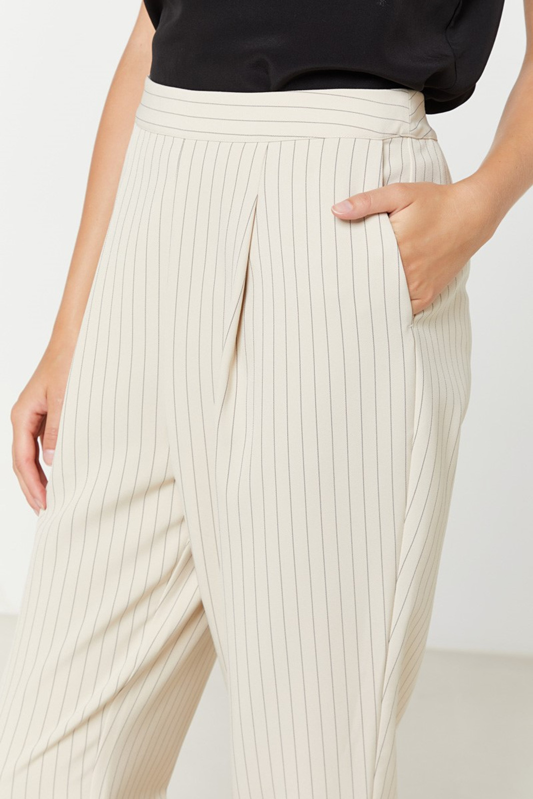Elka Collective Everly Pant Neutrals  6