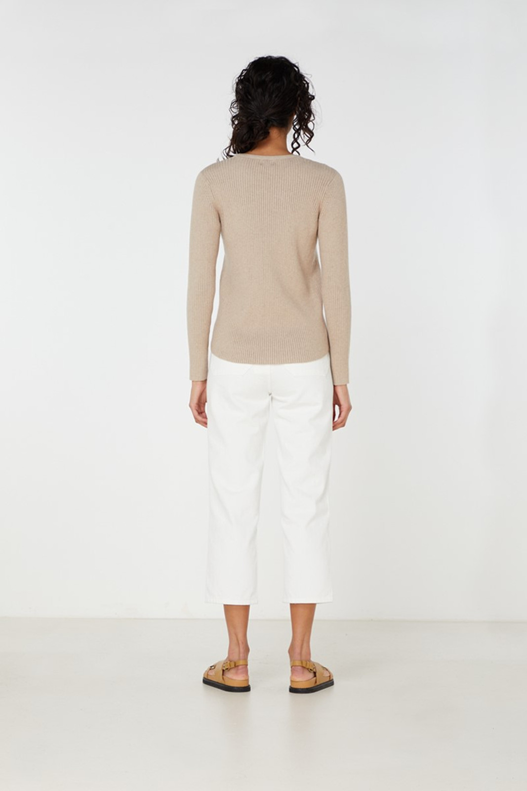Elka Collective Houston Knit Neutrals  5