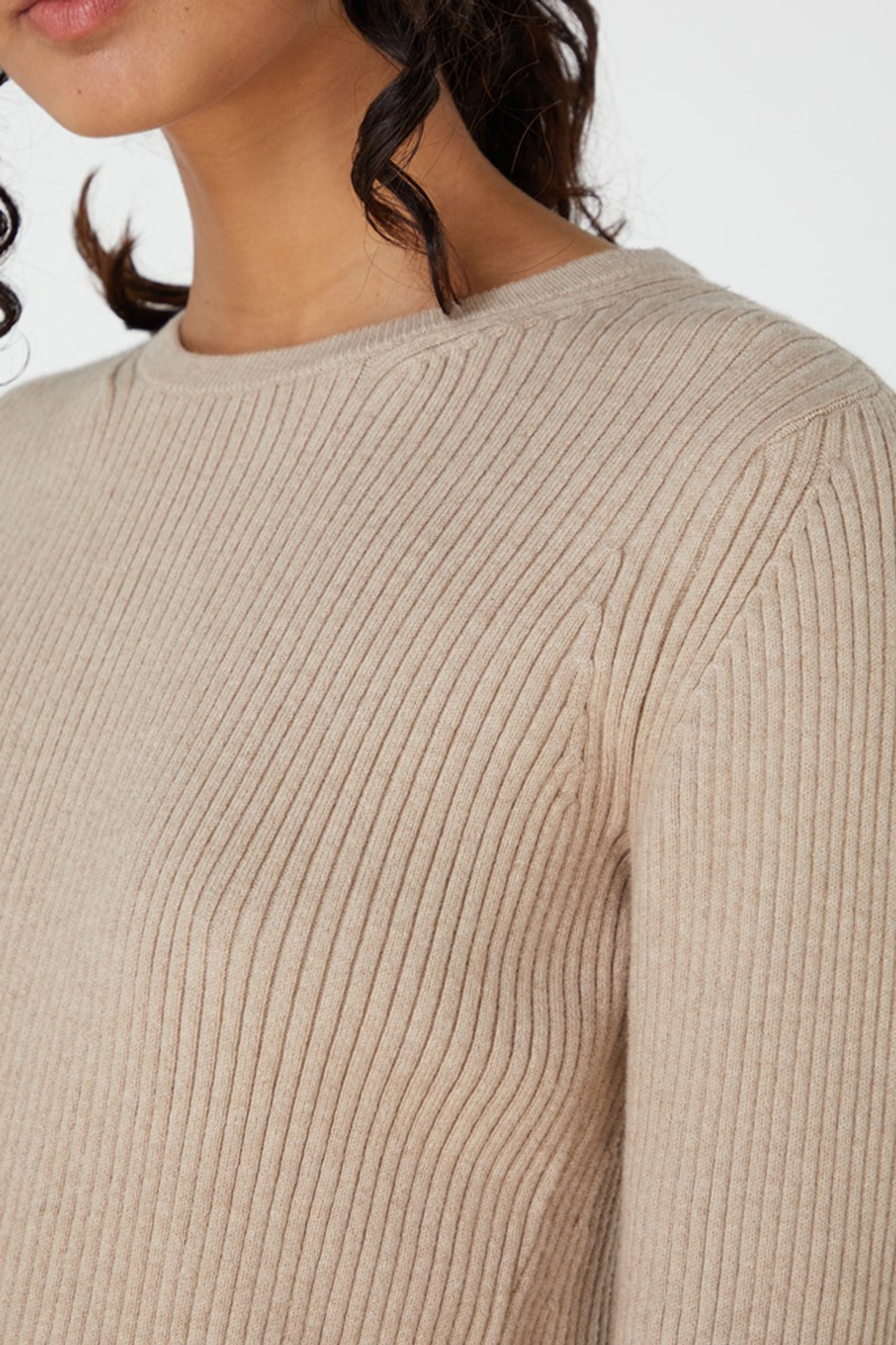 Elka Collective Houston Knit Neutrals  6